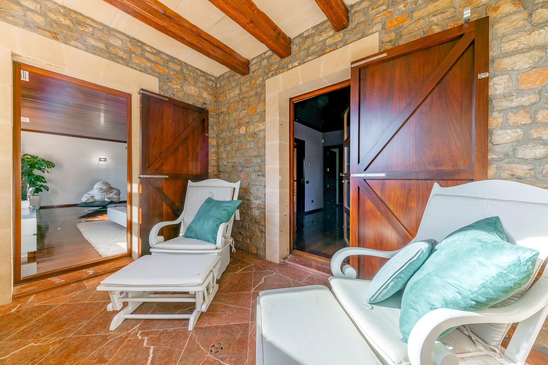 Apartment Villa Son Menusset  piscina privada  wifi  sabor a naturaleza photo 17969370