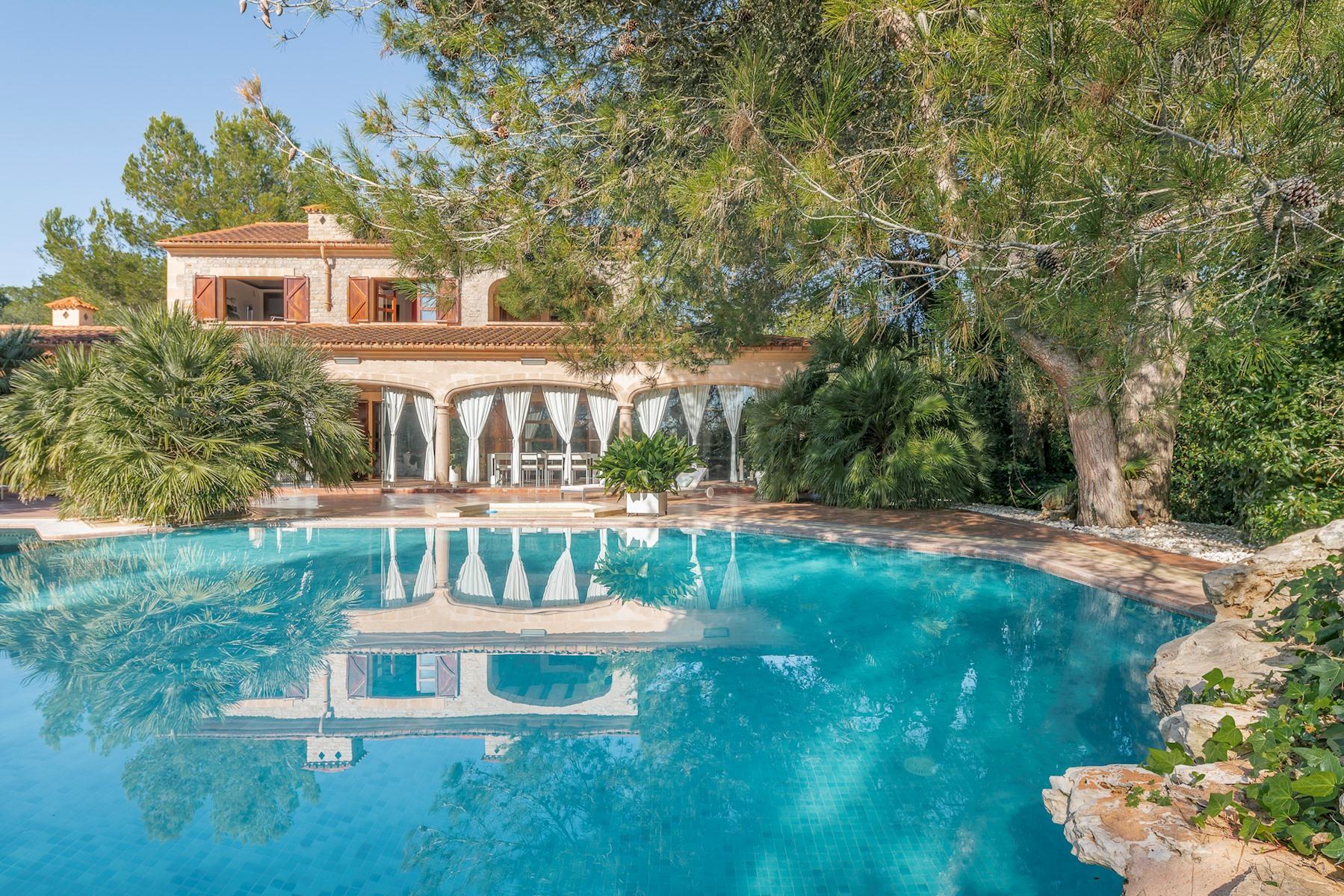 Apartment Villa Son Menusset  piscina privada  wifi  sabor a naturaleza photo 18378487