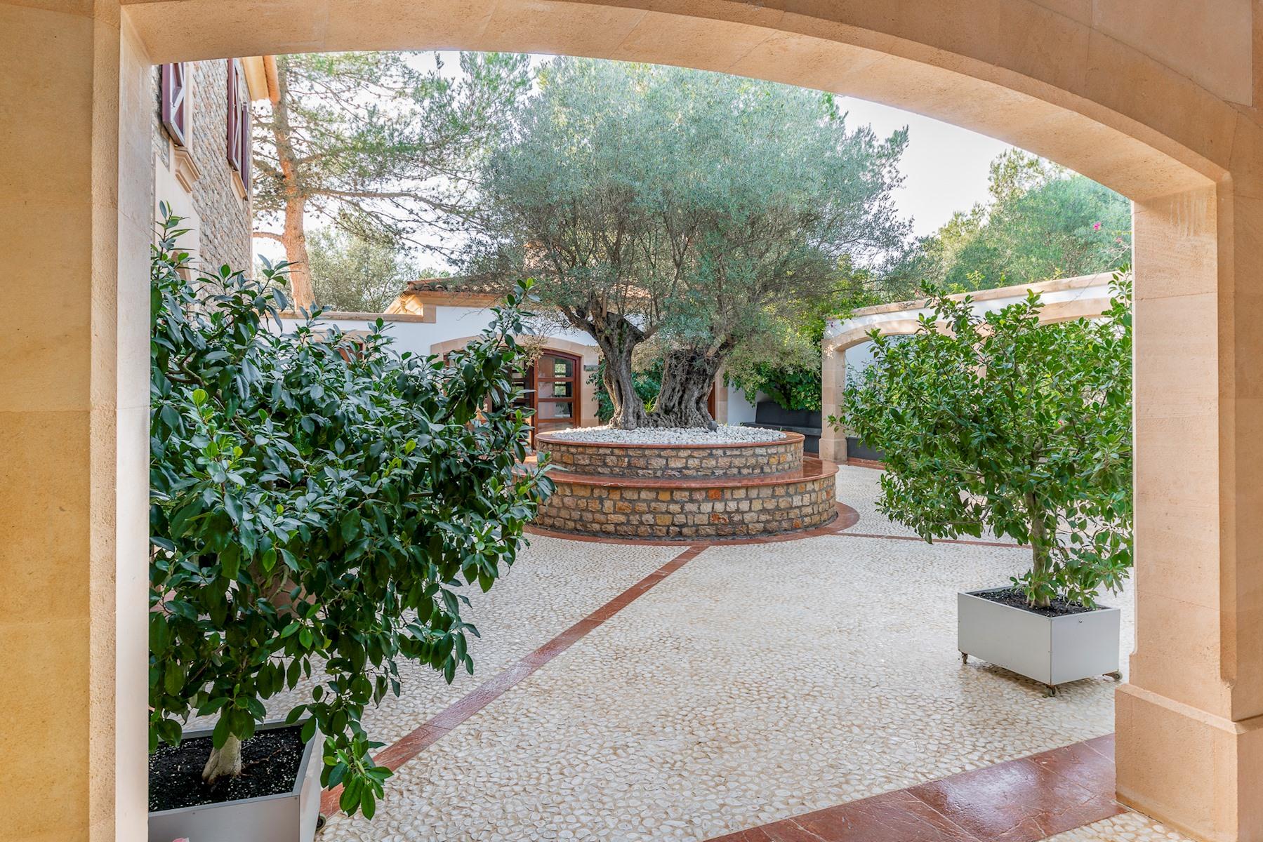 Apartment Villa Son Menusset  piscina privada  wifi  sabor a naturaleza photo 18285116