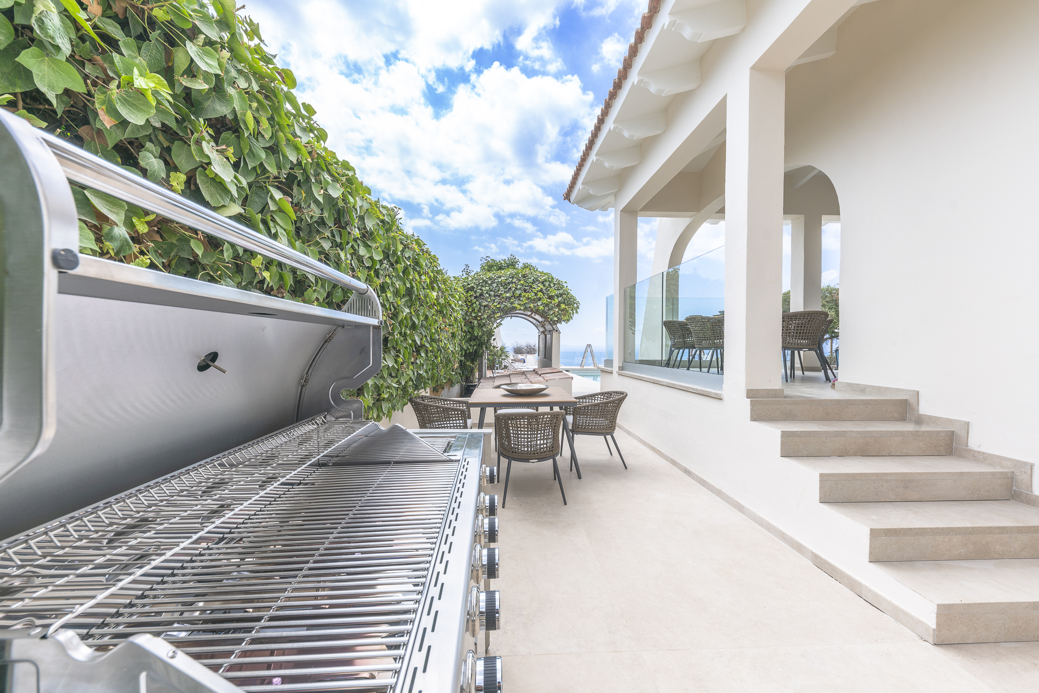 Apartment Luxury villa Luna  piscina climatizada  wi-fi  gym  sauna photo 19977582