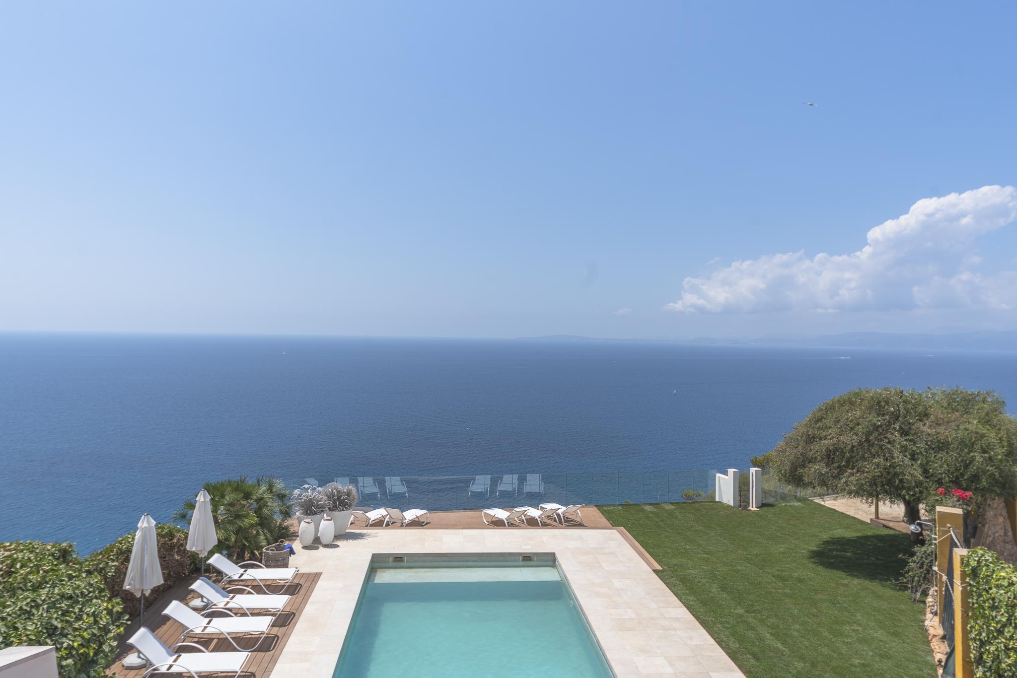 Luxury villa Luna, piscina climatizada, wi-fi, gym, sauna photo 20393706