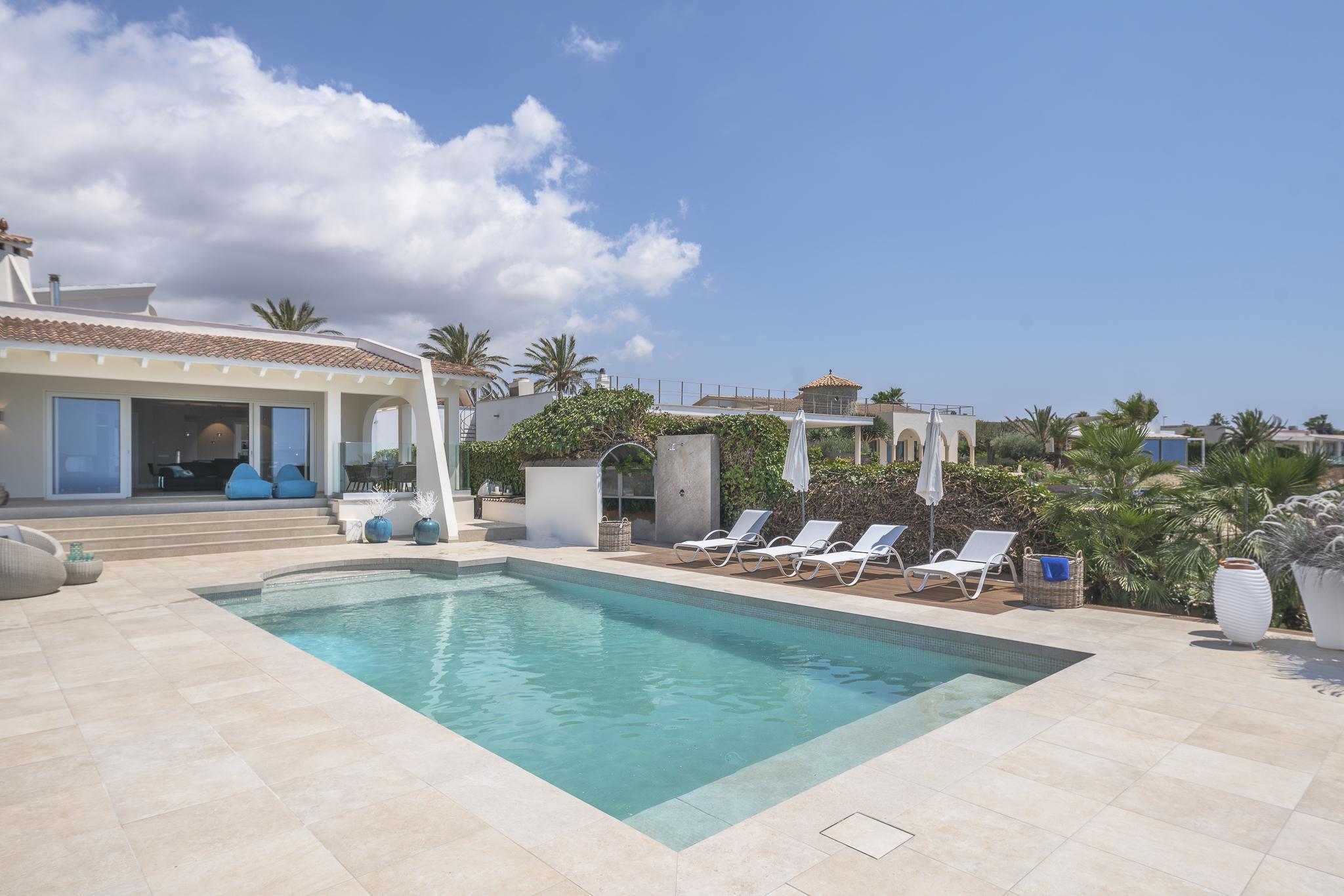 Luxury villa Luna, piscina climatizada, wi-fi, gym, sauna photo 20262154