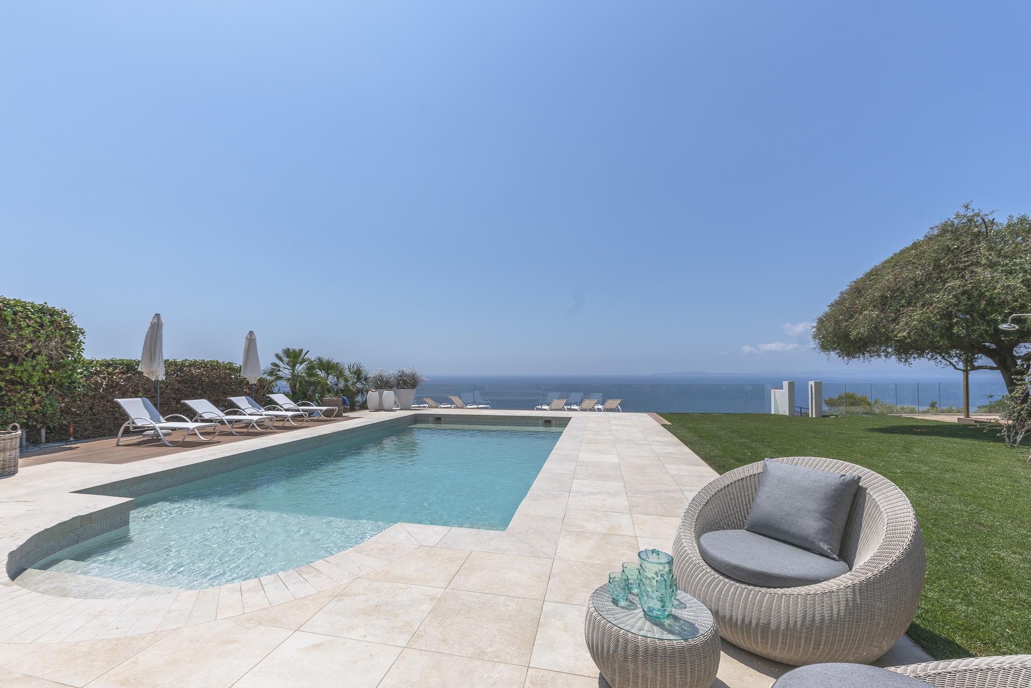 Apartment Luxury villa Luna  piscina climatizada  wi-fi  gym  sauna photo 20126618