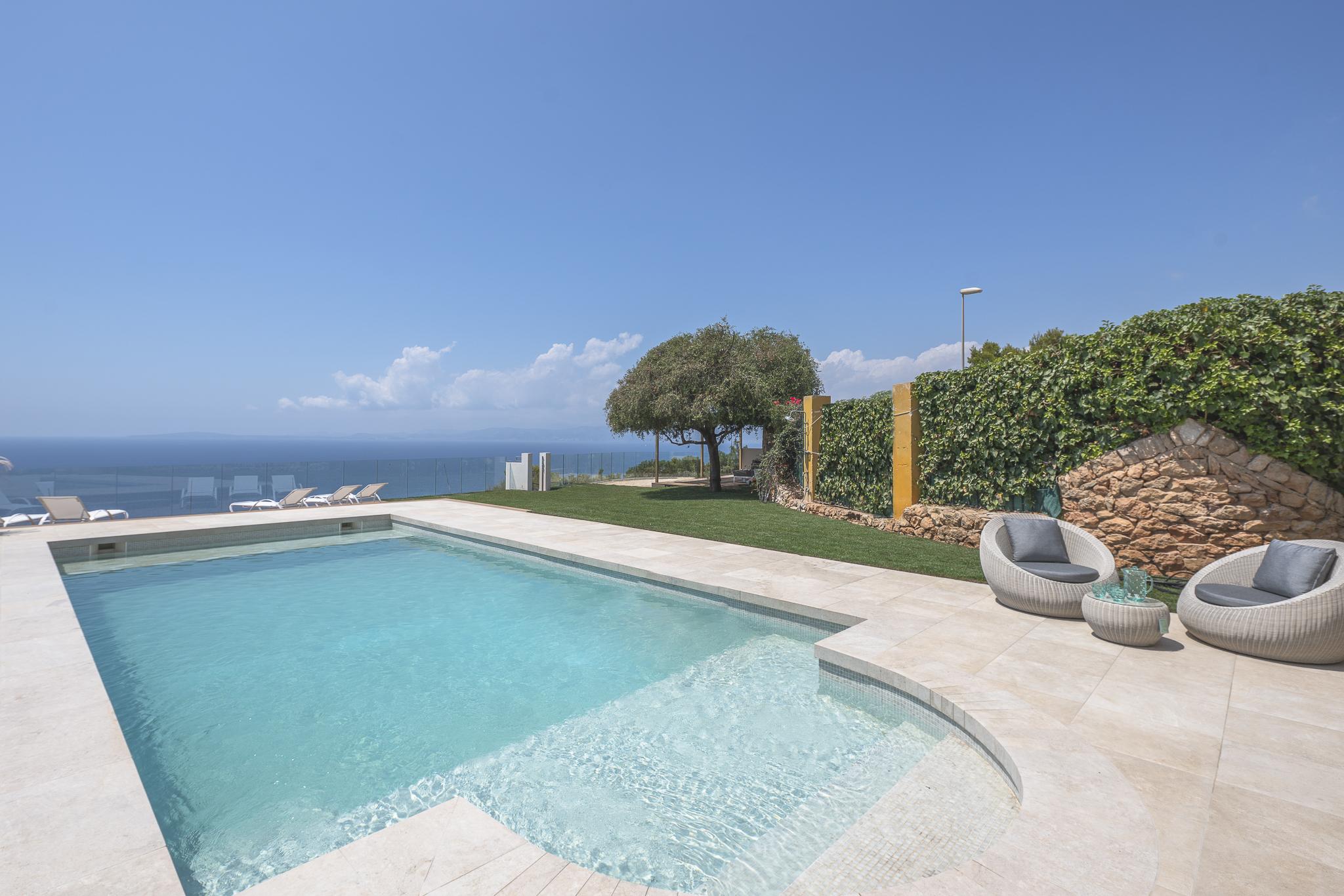 Luxury villa Luna, piscina climatizada, wi-fi, gym, sauna photo 20126622