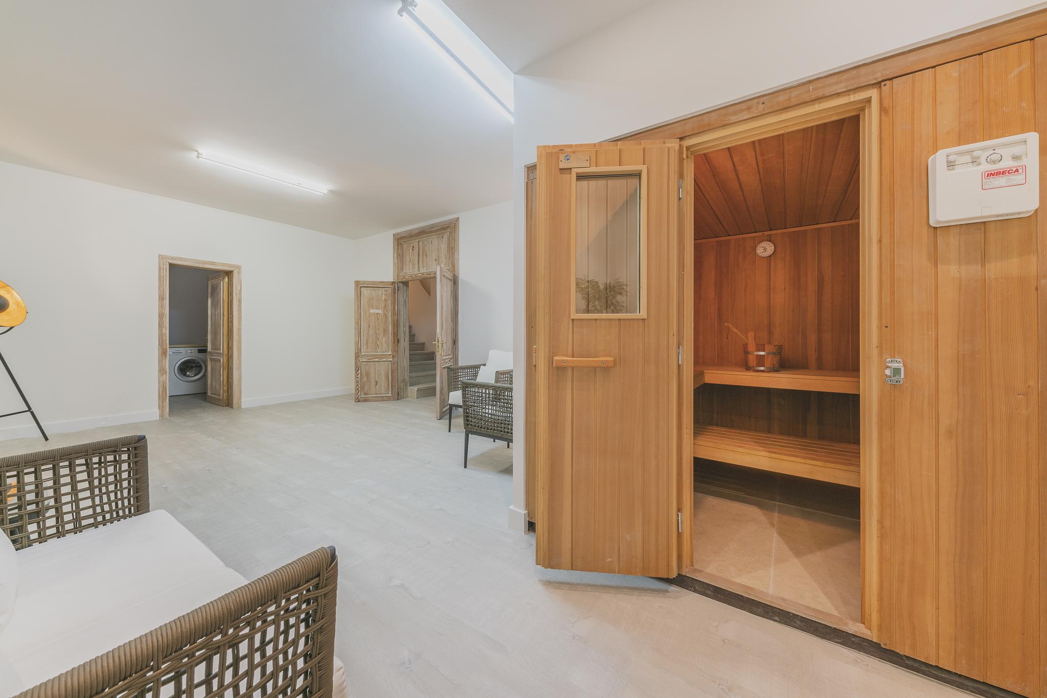 Apartment Luxury villa Luna  piscina climatizada  wi-fi  gym  sauna photo 20393756