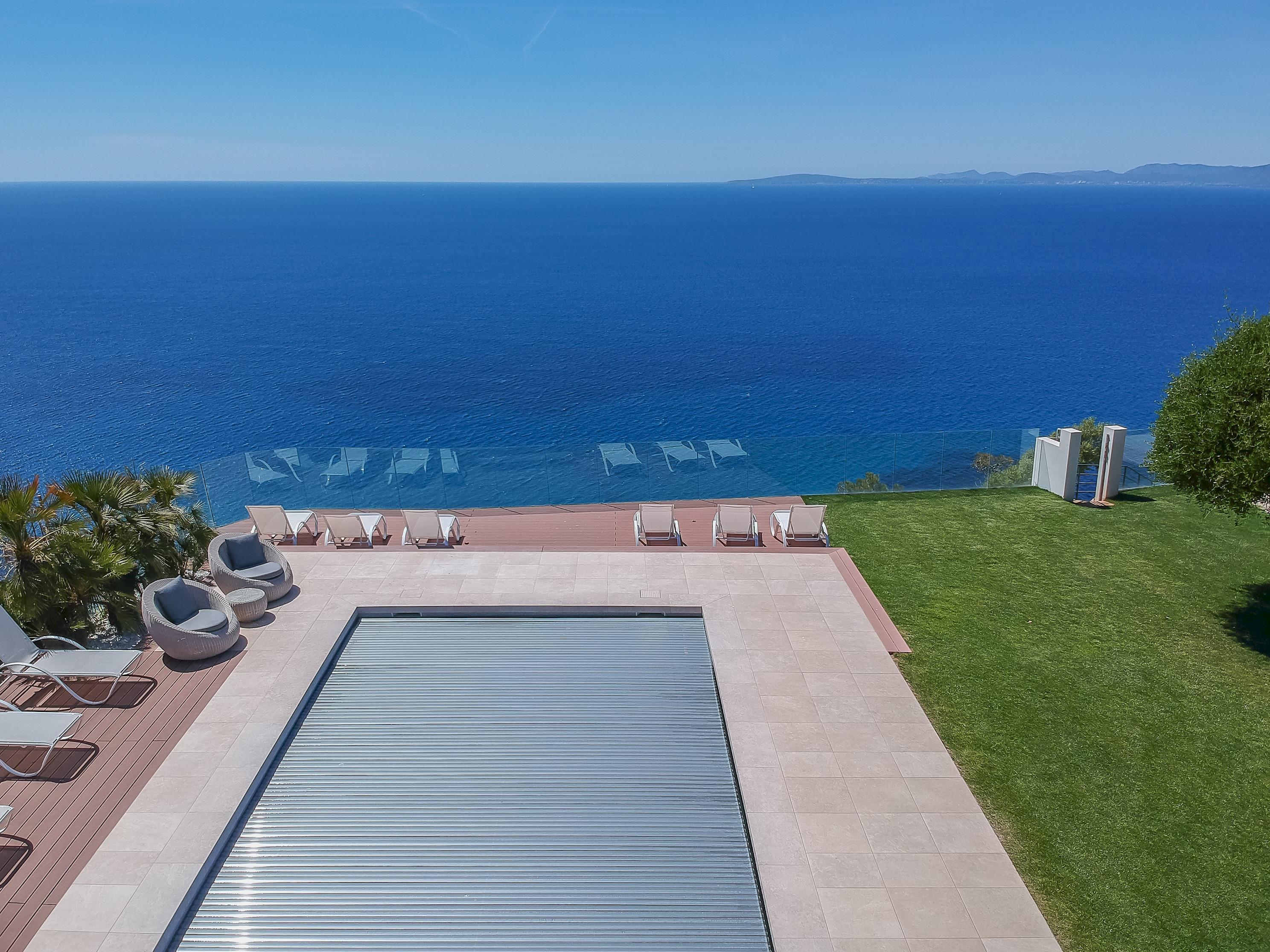 Luxury villa Luna, piscina climatizada, wi-fi, gym, sauna photo 20393708