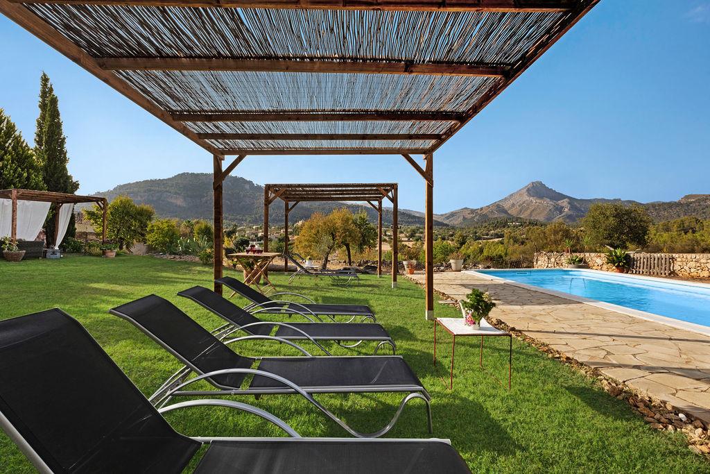 Apartment Amazing Villa Estel  Es Capdella  Pool  Wifi photo 25309155