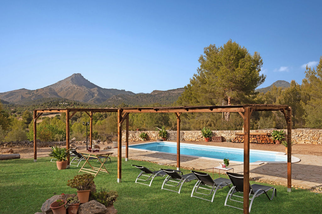 Apartment Amazing Villa Estel  Es Capdella  Pool  Wifi photo 25309156