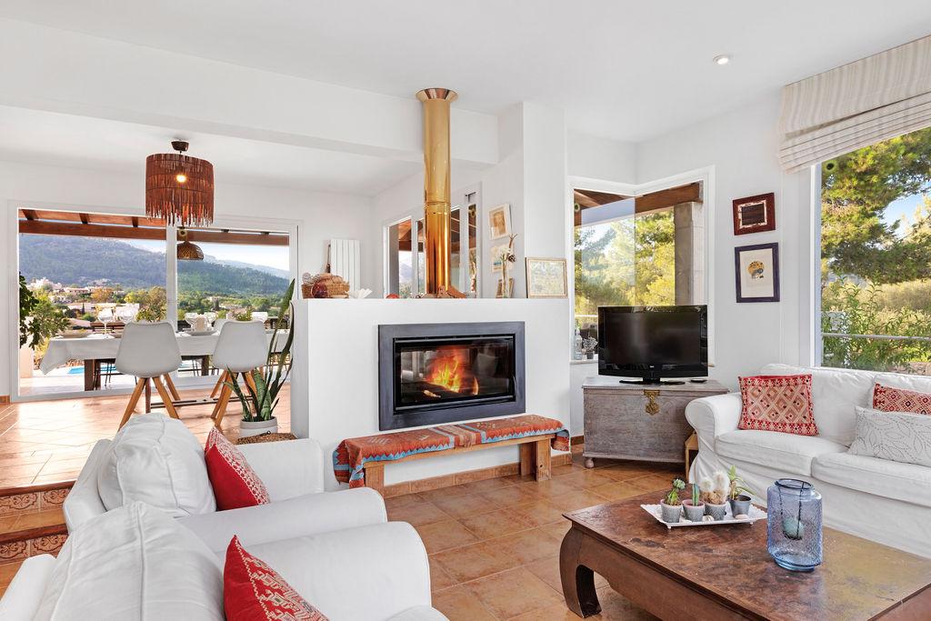 Apartment Amazing Villa Estel  Es Capdella  Pool  Wifi photo 25309160