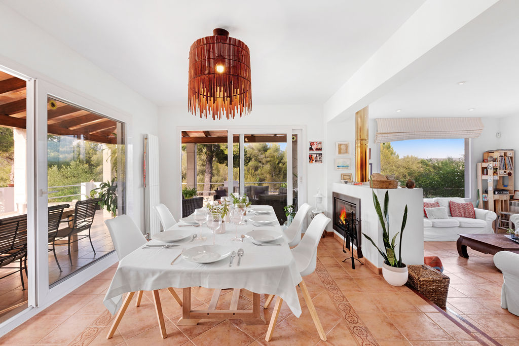 Apartment Amazing Villa Estel  Es Capdella  Pool  Wifi photo 25309163