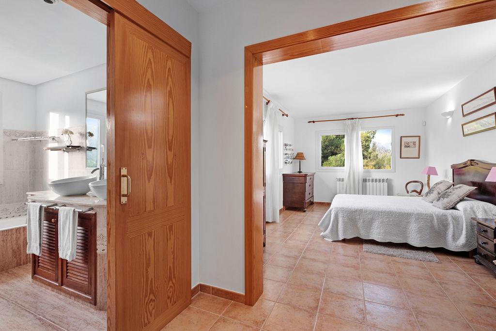 Apartment Amazing Villa Estel  Es Capdella  Pool  Wifi photo 25309167