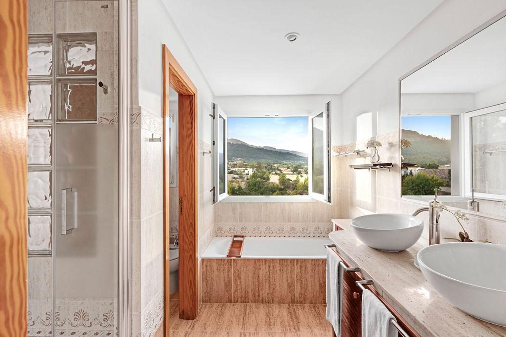 Apartment Amazing Villa Estel  Es Capdella  Pool  Wifi photo 25309169