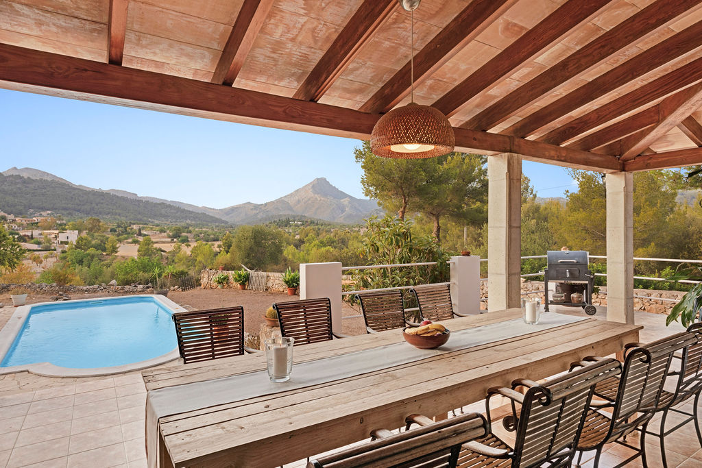 Apartment Amazing Villa Estel  Es Capdella  Pool  Wifi photo 25309536