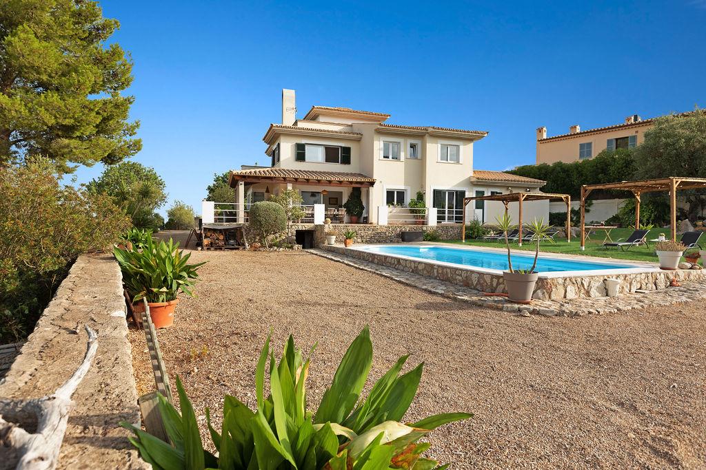 Apartment Amazing Villa Estel  Es Capdella  Pool  Wifi photo 25309562