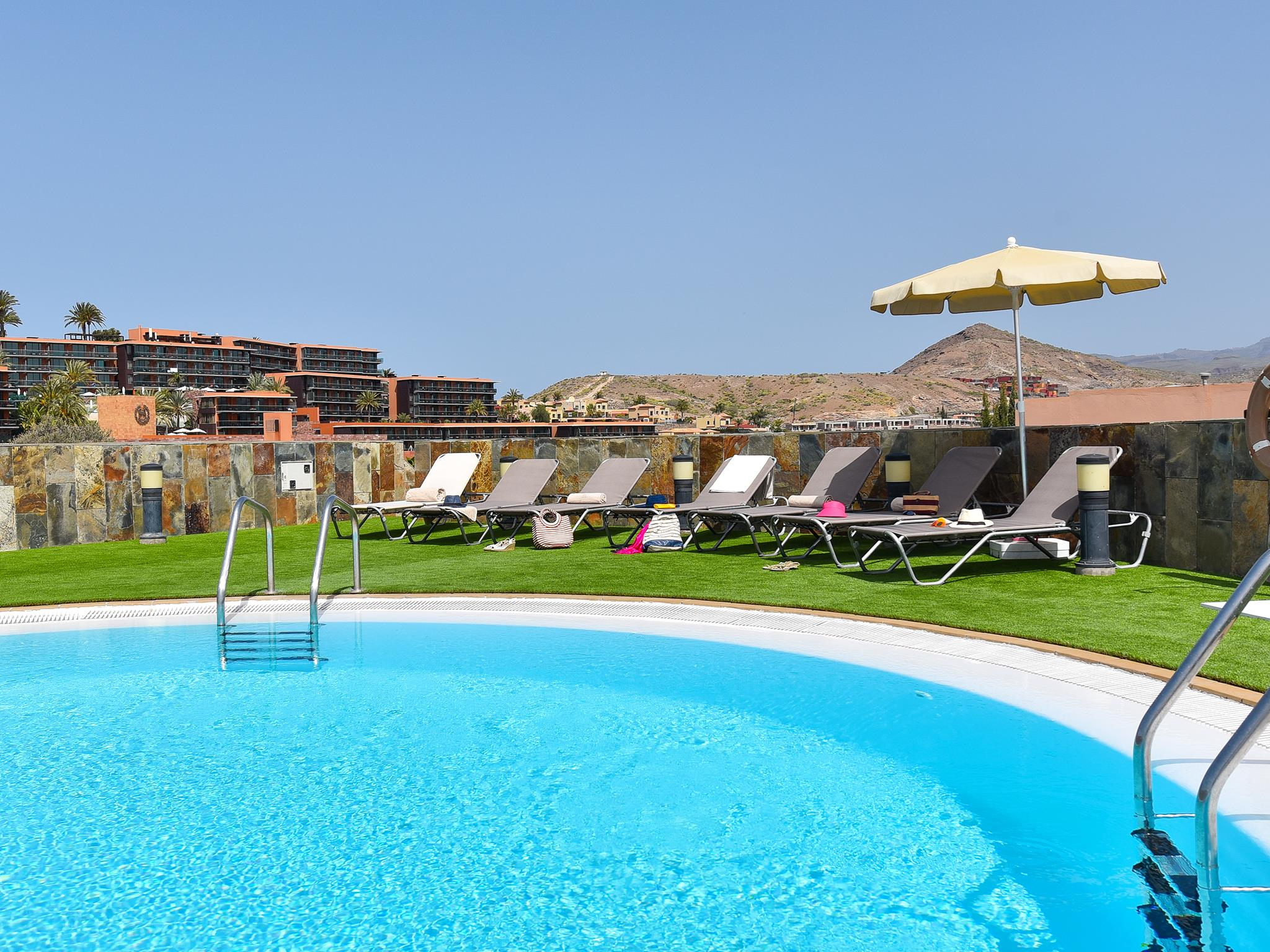 Salobre Golf Villas - Holiday Rental Los Lagos 38 Villa in Spanien