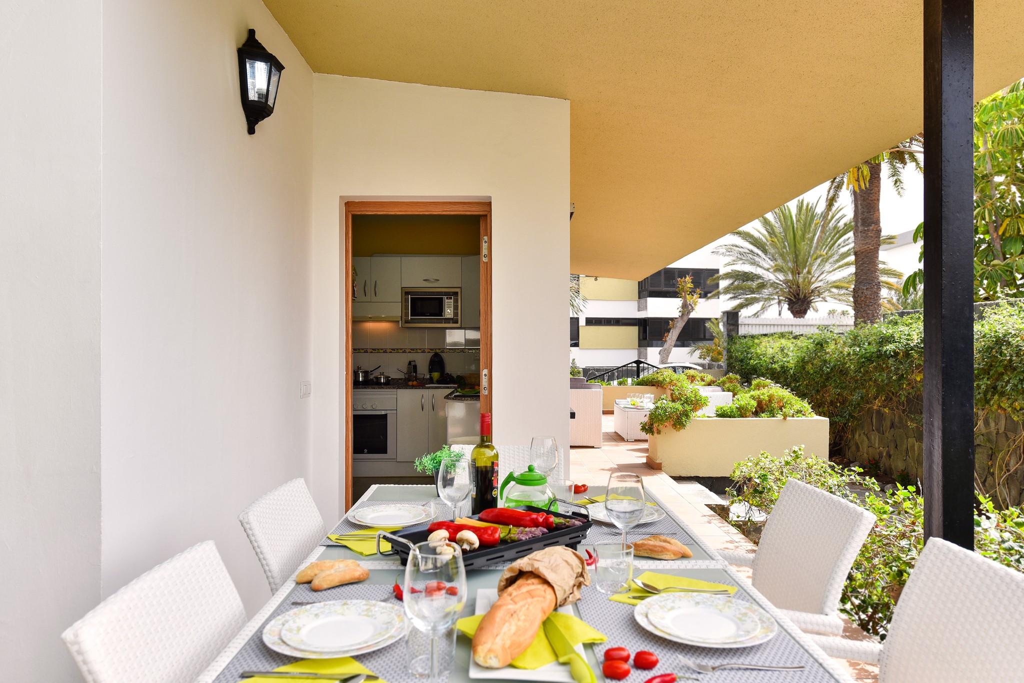 Holiday apartment Beach House San Agustín MCI (2027840), Maspalomas, Gran Canaria, Canary Islands, Spain, picture 7