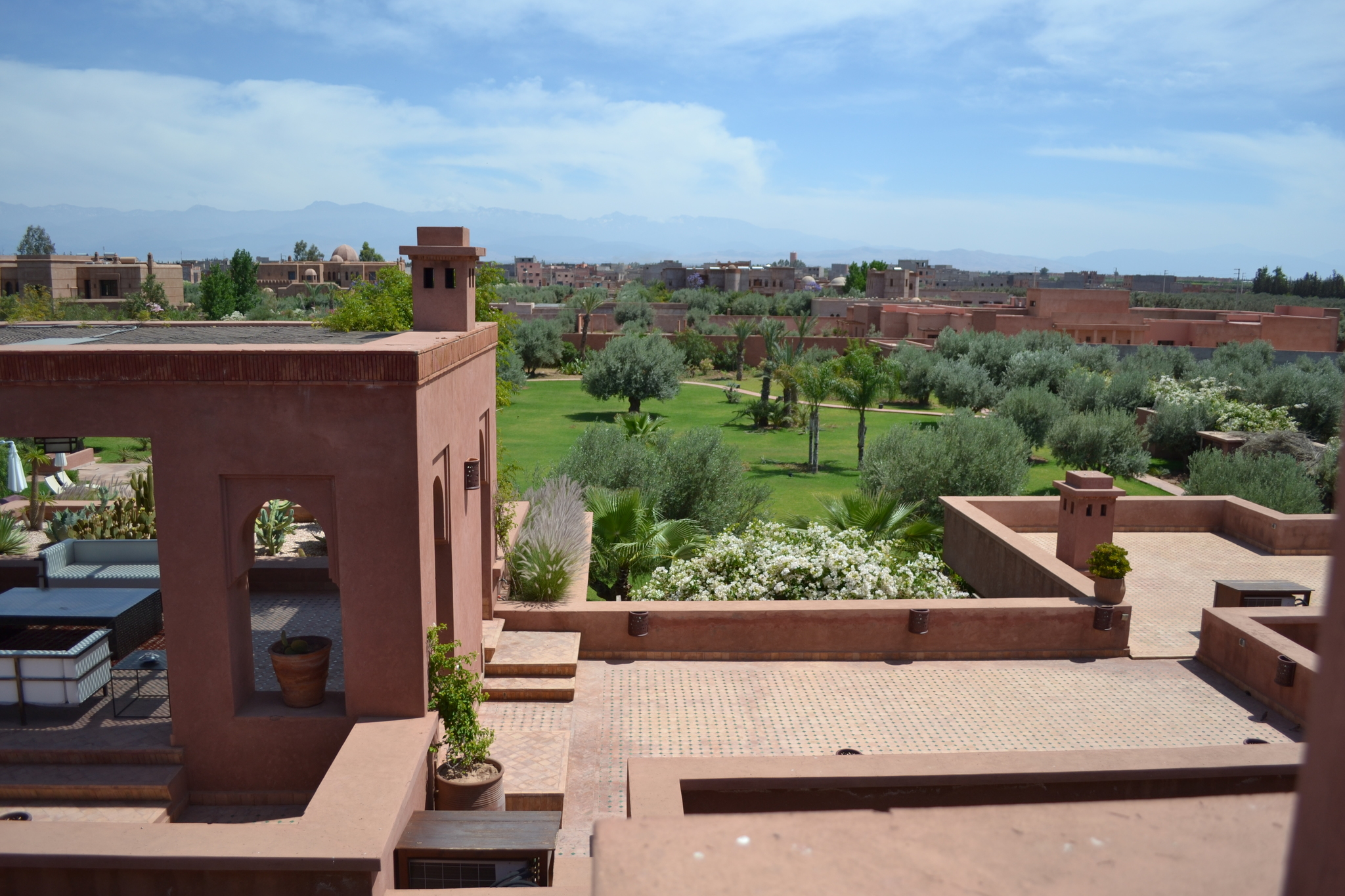 Apartment VILLA JADE - PISCINE  HAMMAM  PETIT-DEJEUNER INCLUS A MARRAKECH photo 20445768