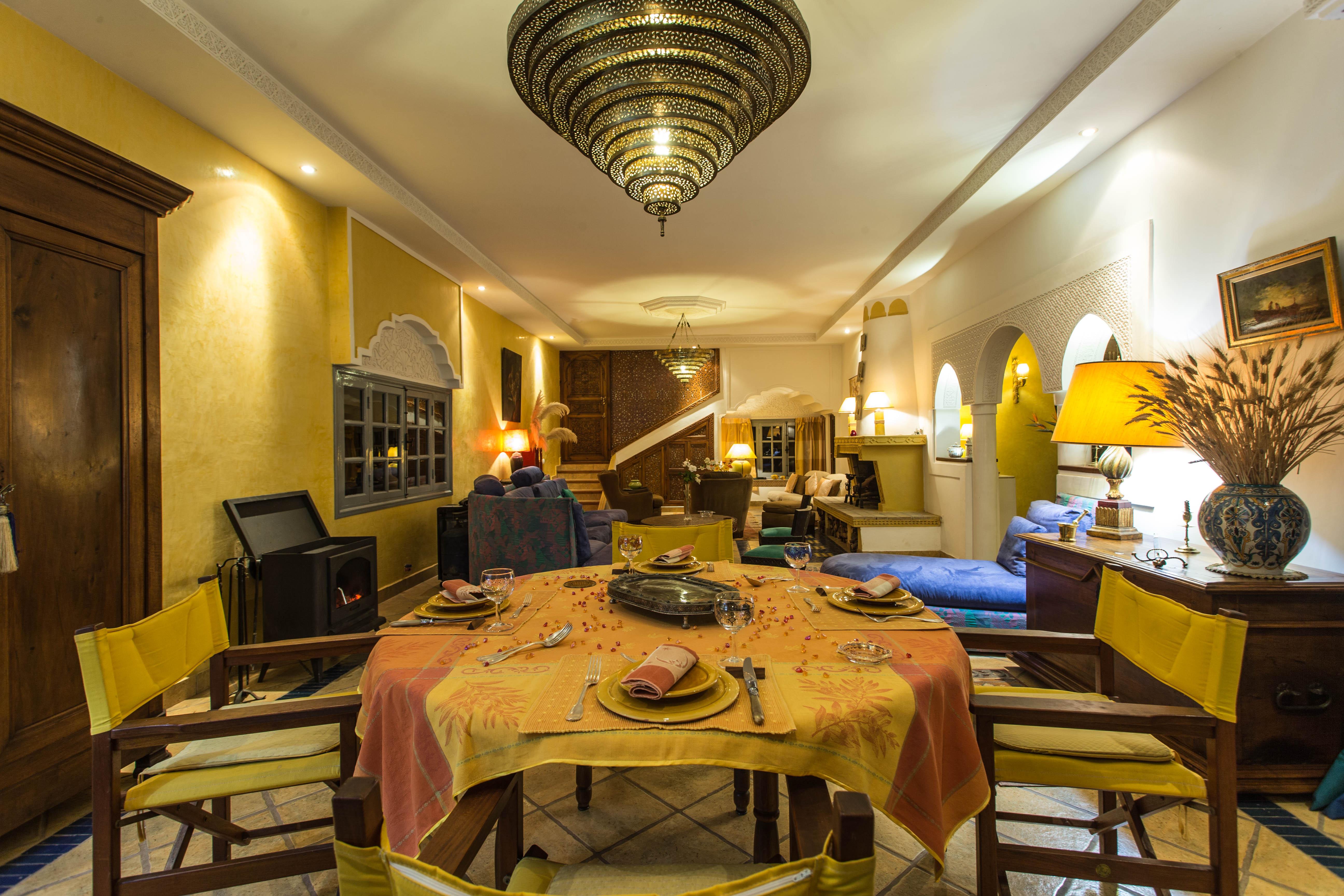 Apartment VILLA LES OLIVIERS - SPLENDIDE VILLA AVEC PISCINE A MARRAKECH photo 20305080