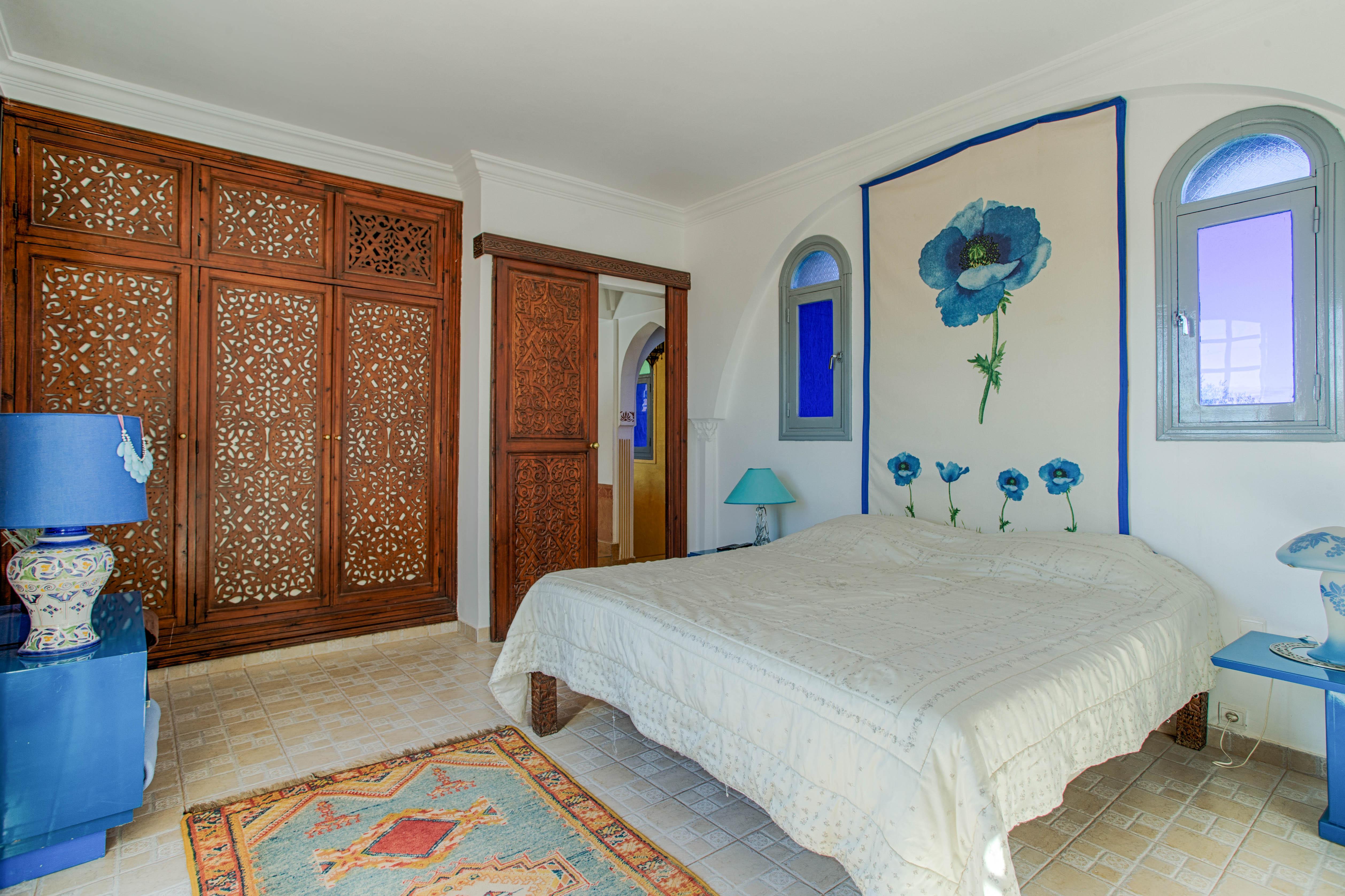Apartment VILLA LES OLIVIERS - SPLENDIDE VILLA AVEC PISCINE A MARRAKECH photo 20238874