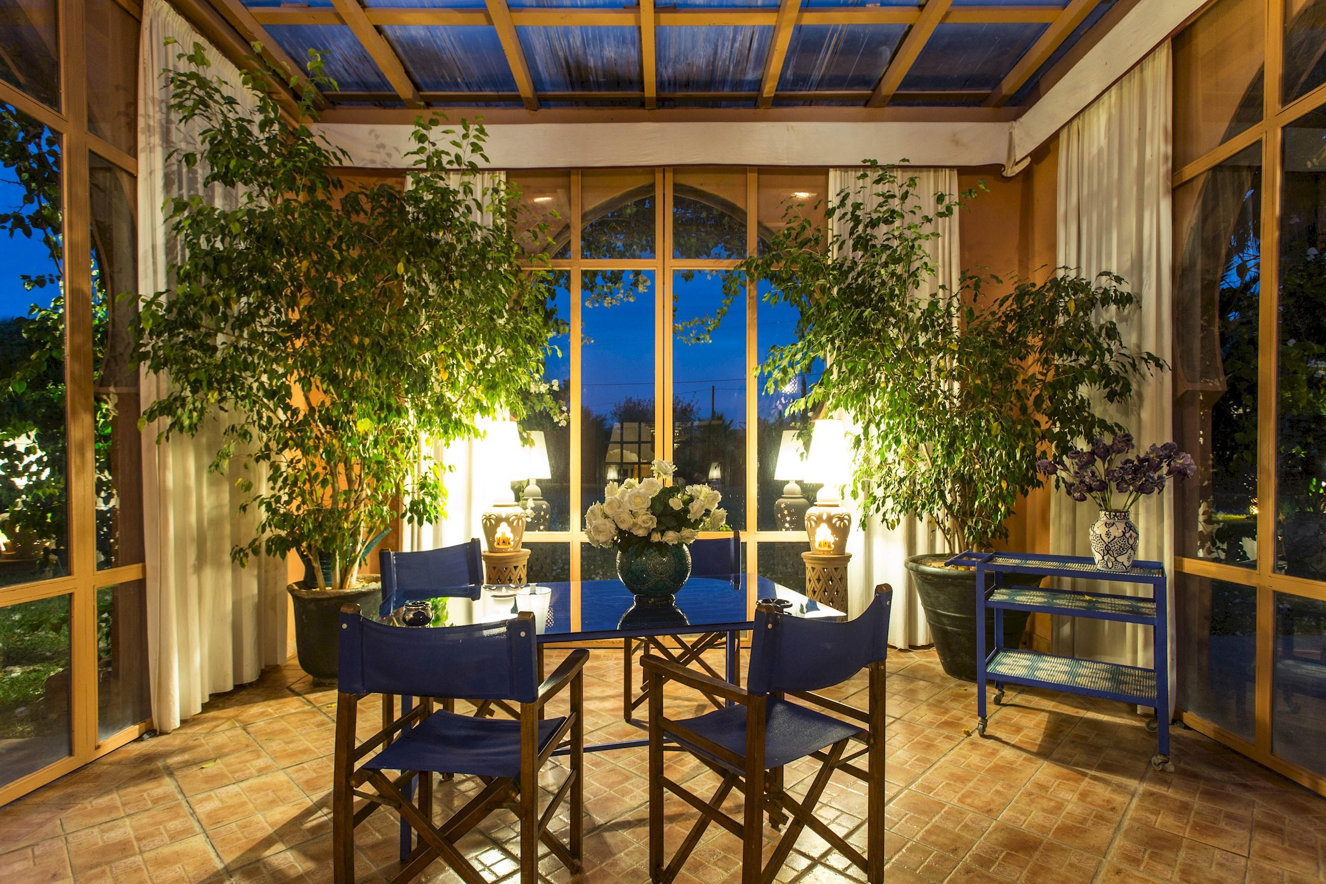 Apartment VILLA LES OLIVIERS - SPLENDIDE VILLA AVEC PISCINE A MARRAKECH photo 16754000