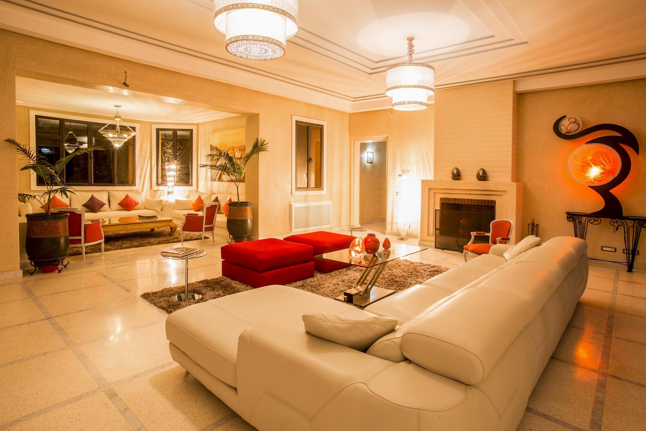 Apartment VILLA KOUTOUBIA - PISCINE CHAUFFEE  HAMMAM  JACUZZI  PETIT-DEJEUNER A MARRAKECH photo 20295907