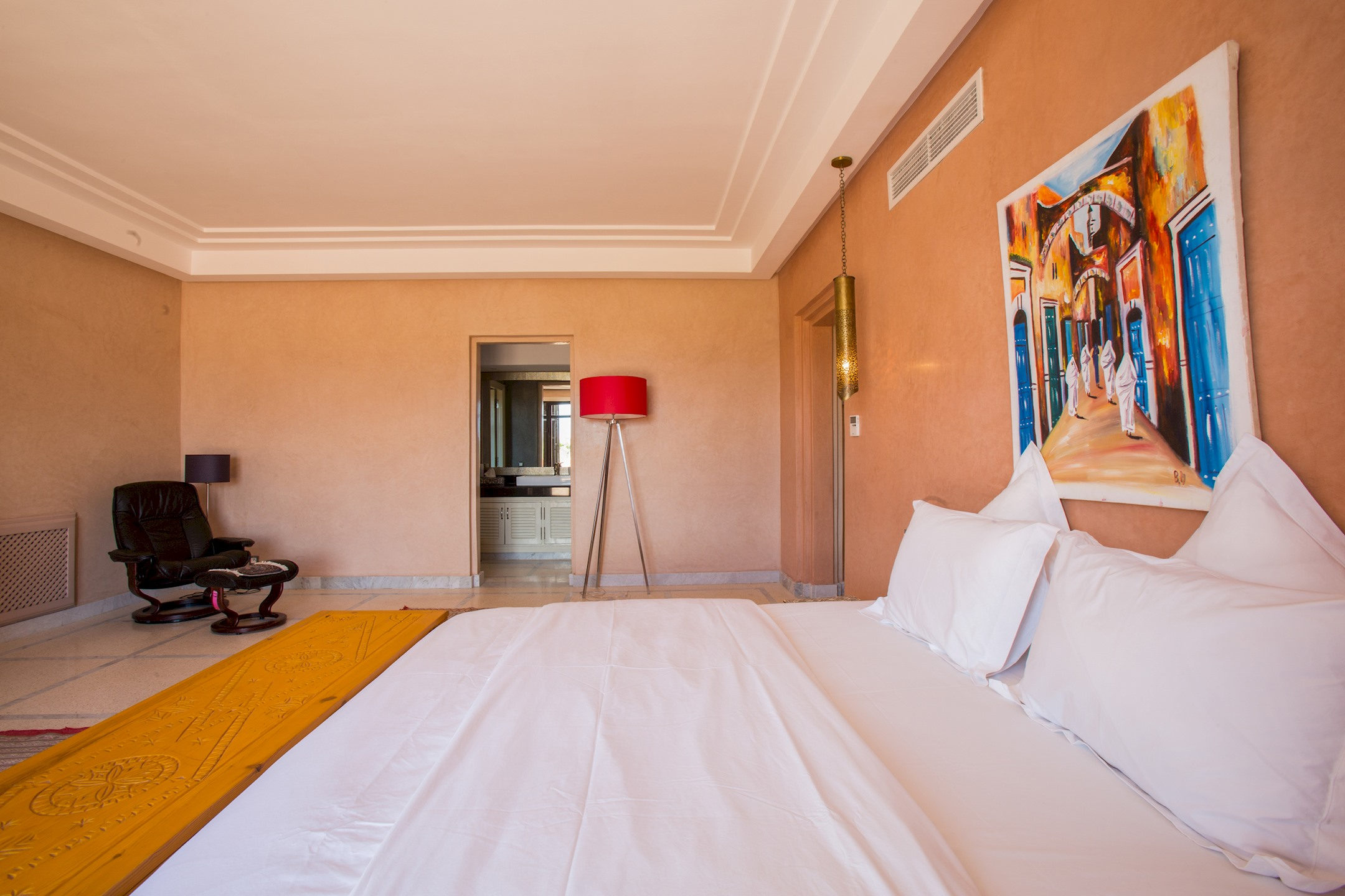 Apartment VILLA KOUTOUBIA - PISCINE CHAUFFEE  HAMMAM  JACUZZI  PETIT-DEJEUNER A MARRAKECH photo 20444594