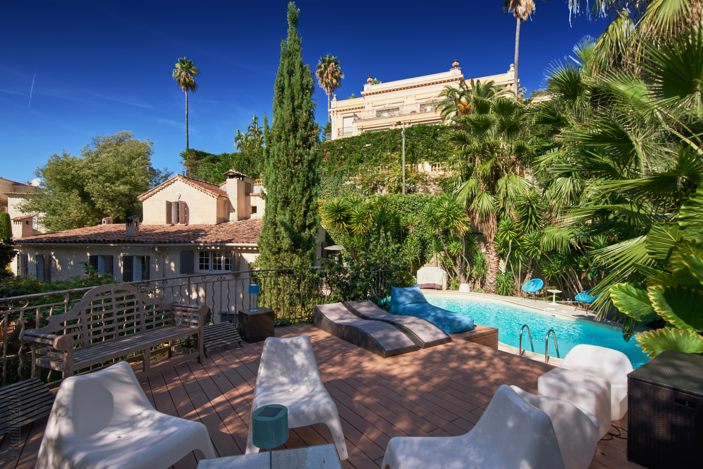 VILLA LES PINS - PETIT COIN DE PARADIS A CANNES photo 20318164