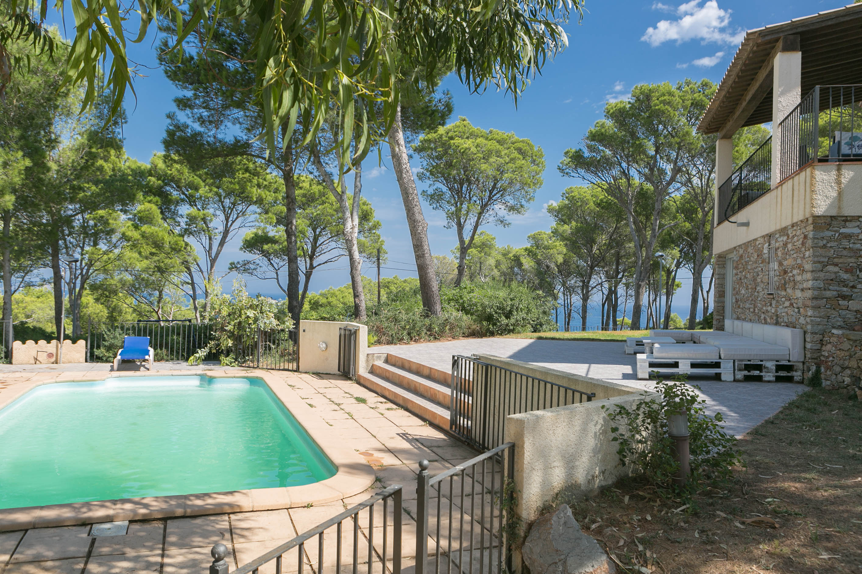 6 bedroom villa in Begur sea views close to the beach and  (Ref:H40) 0