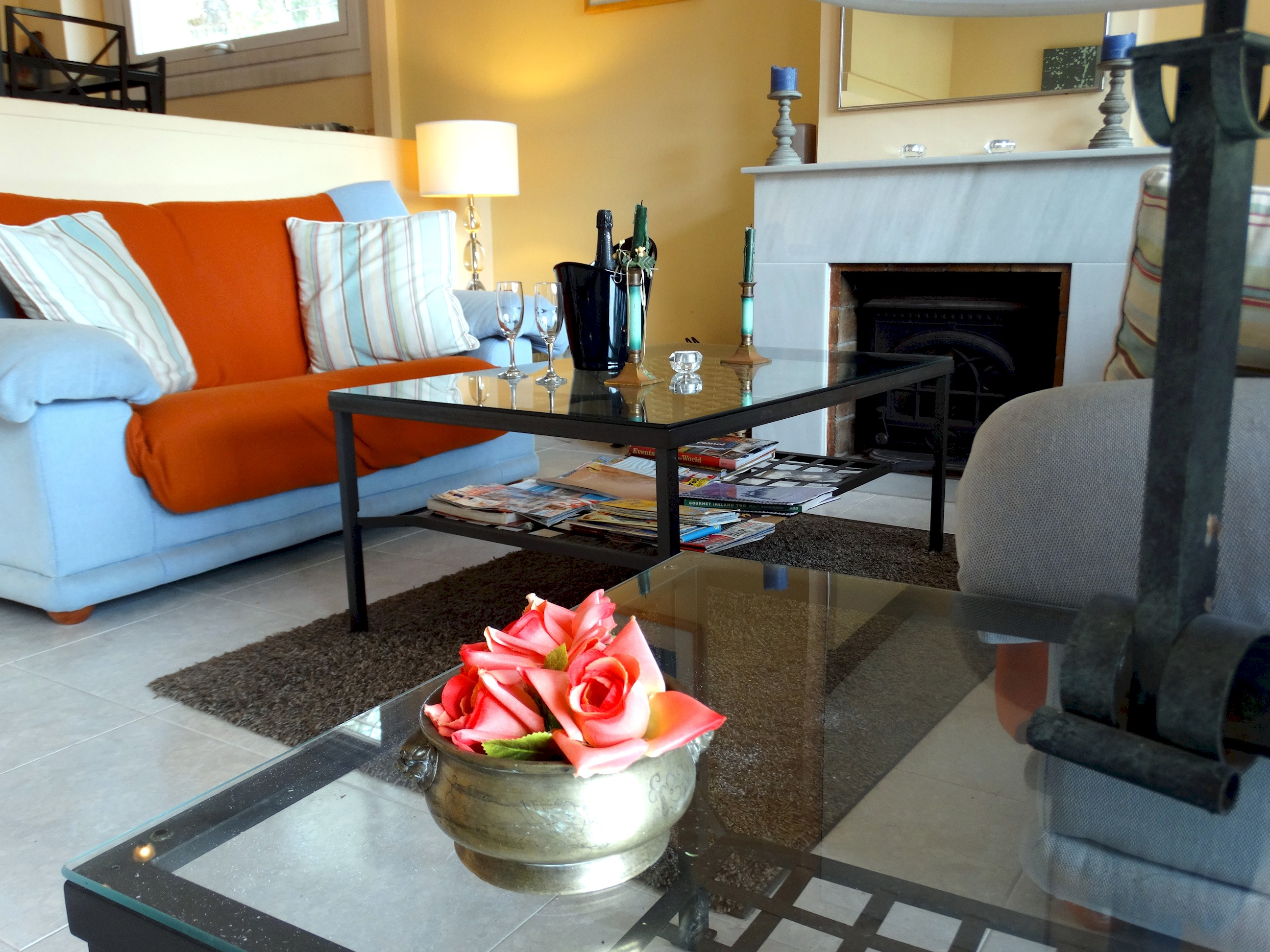 Apartment DAN  MARAVILLOSA CASA VERANIEGA A POCOS MINUTOS DEL MAR CON PISCINA Y WIFI photo 22732064