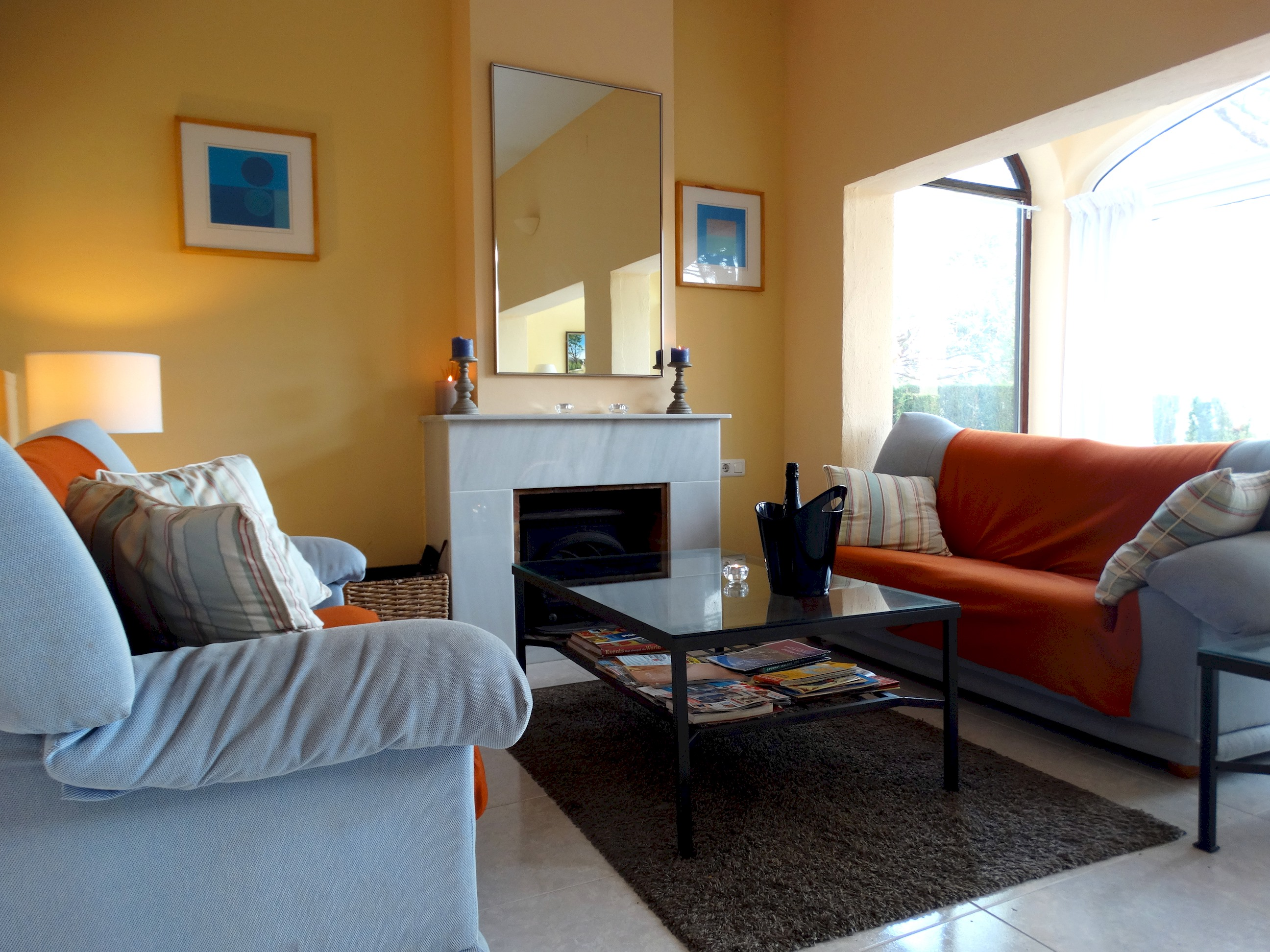 Apartment DAN  MARAVILLOSA CASA VERANIEGA A POCOS MINUTOS DEL MAR CON PISCINA Y WIFI photo 22732062