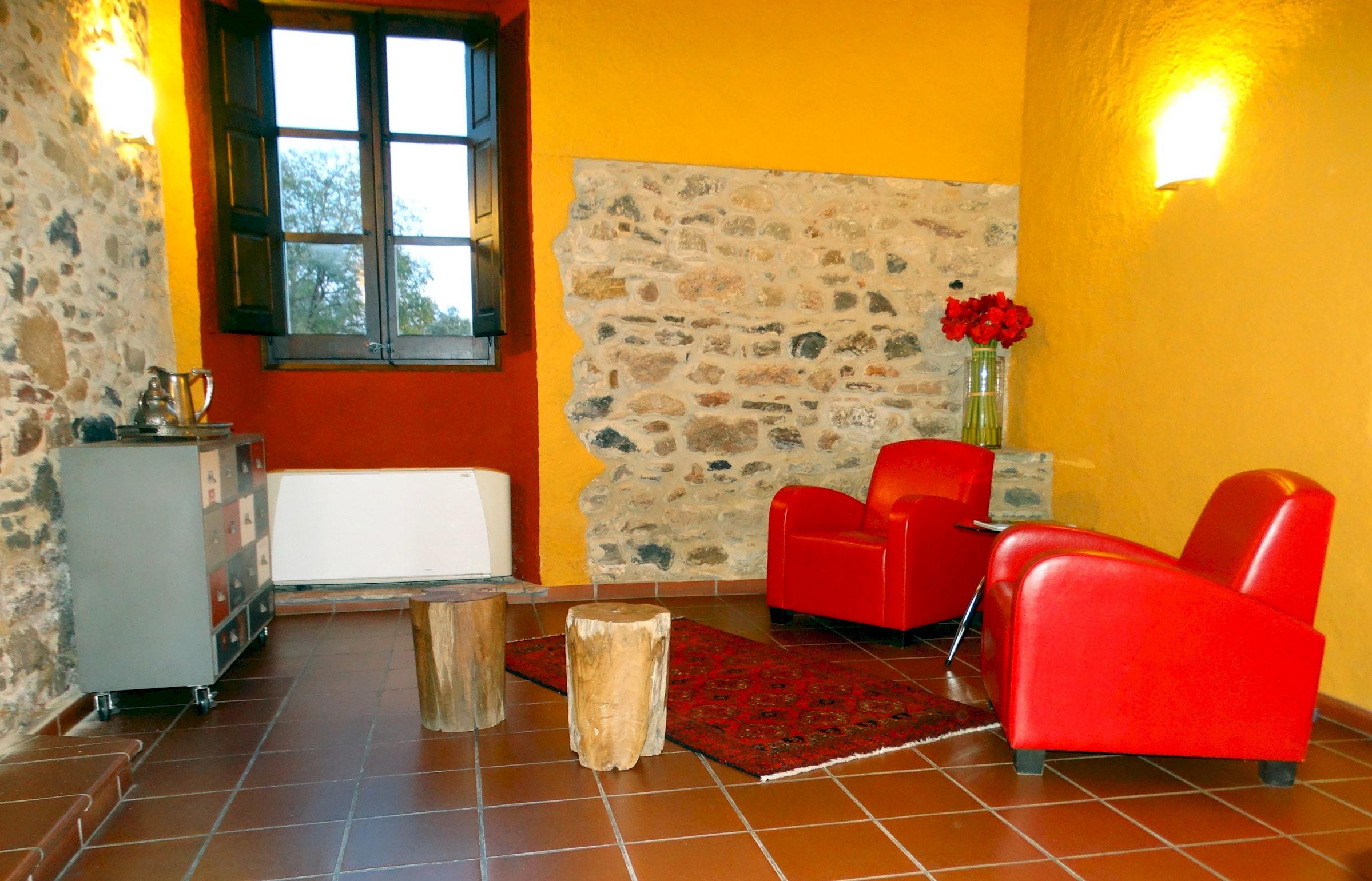 Apartment MAS FERRAN  PRECIOSA VILLA DE LUJO CON PISTA DE TENIS  PISCINA  GIMNASIO Y WIFI GRATUITO photo 26310903