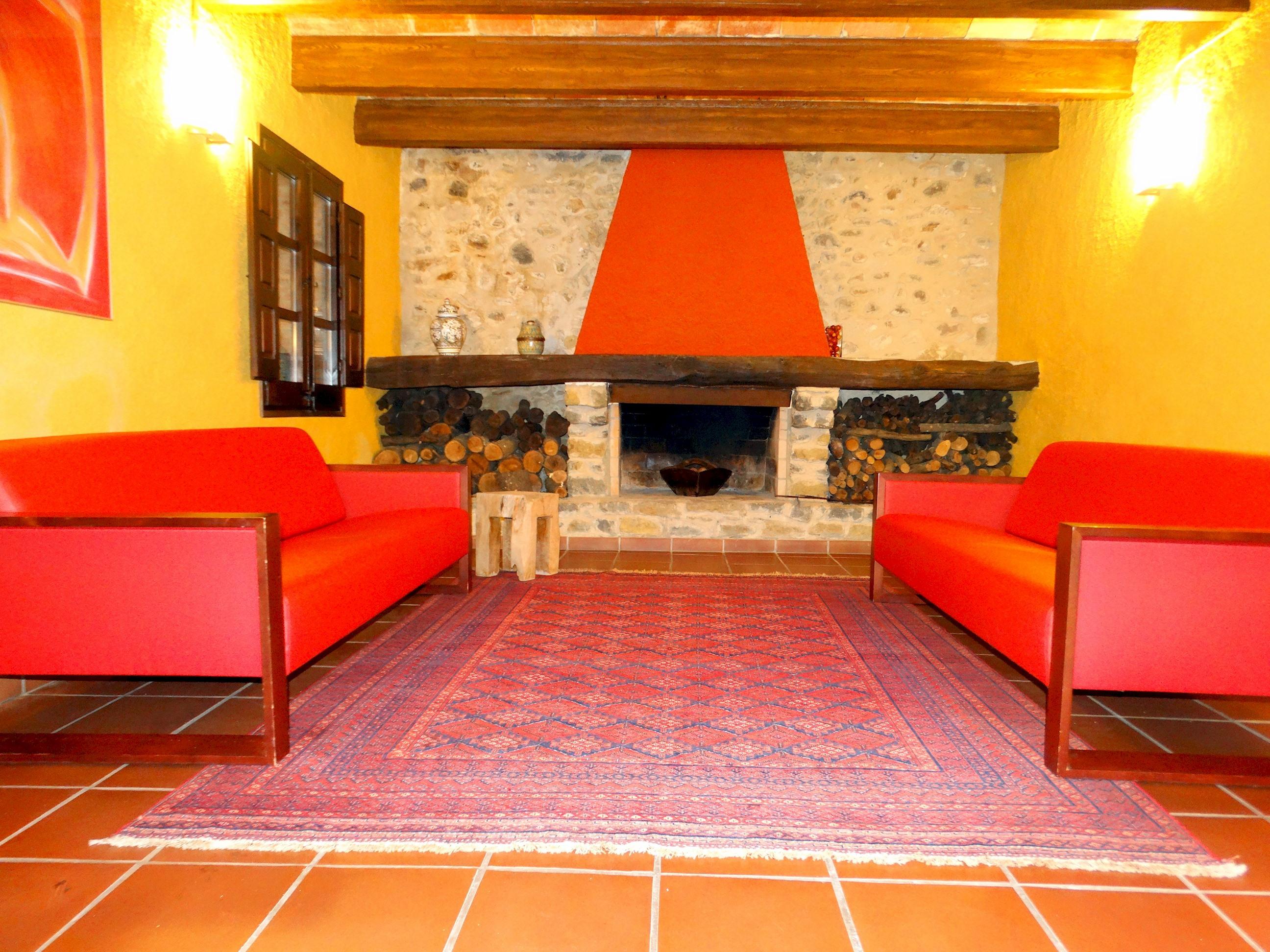 Apartment MAS FERRAN  PRECIOSA VILLA DE LUJO CON PISTA DE TENIS  PISCINA  GIMNASIO Y WIFI GRATUITO photo 26310904