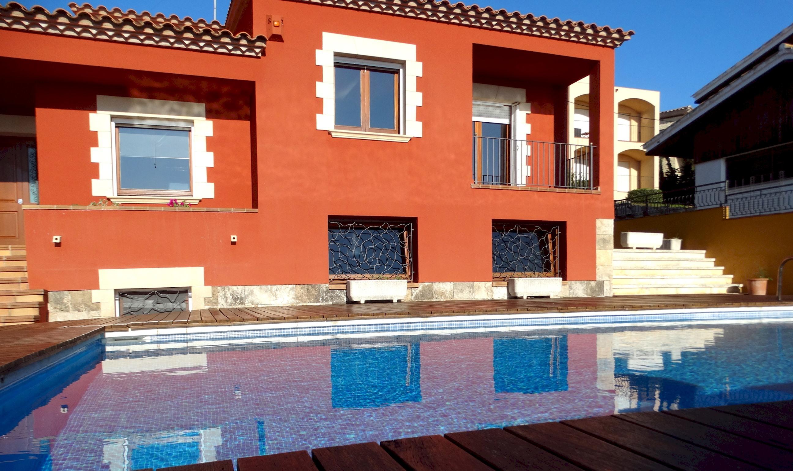 Apartment ROSA  ESPECTACULAR CASA MODERNA EN SANT ELM CON PISCINA PRIVADA Y WIFI GRATUITO photo 30445267