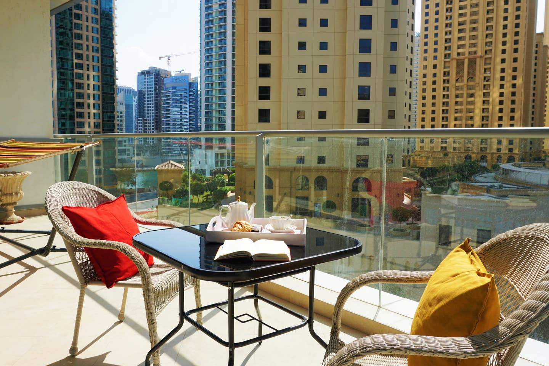 Apartment wonderful stay at Jumeirah Beach photo 27263575