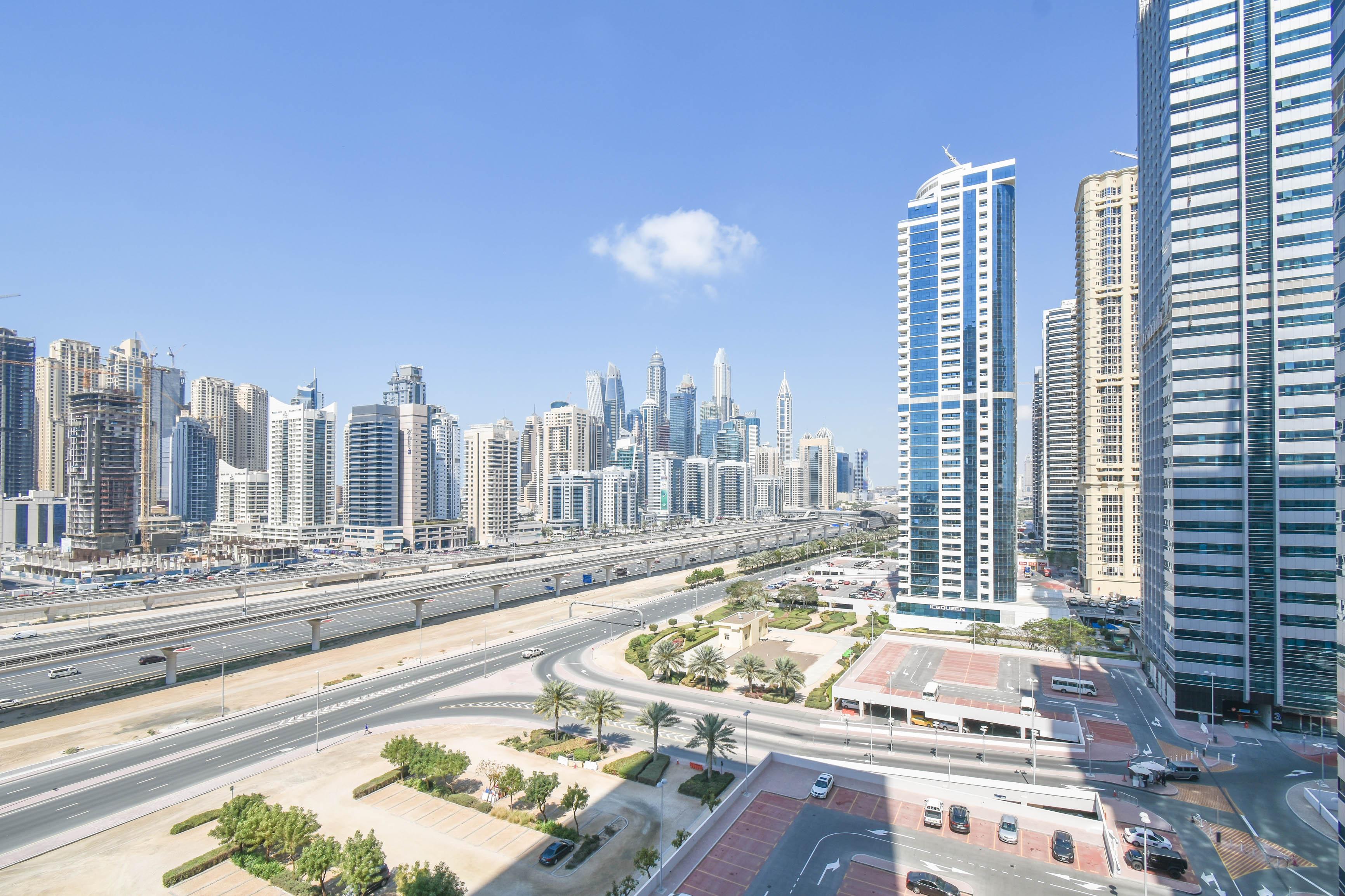 Dubai Spacious 2 bedrooms JLT 0