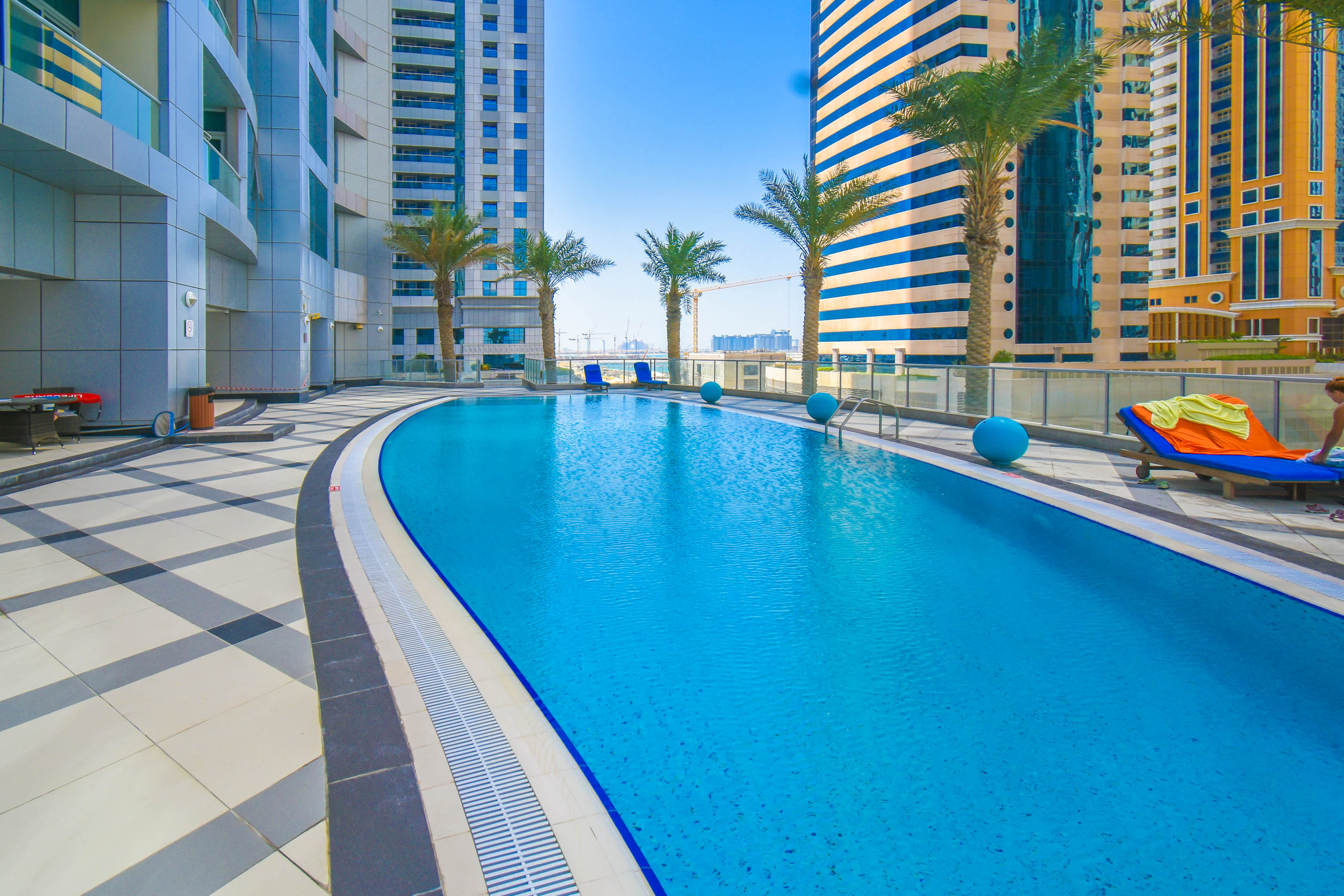 Apartment Cosy   Cute Dubai Marina  photo 27263246