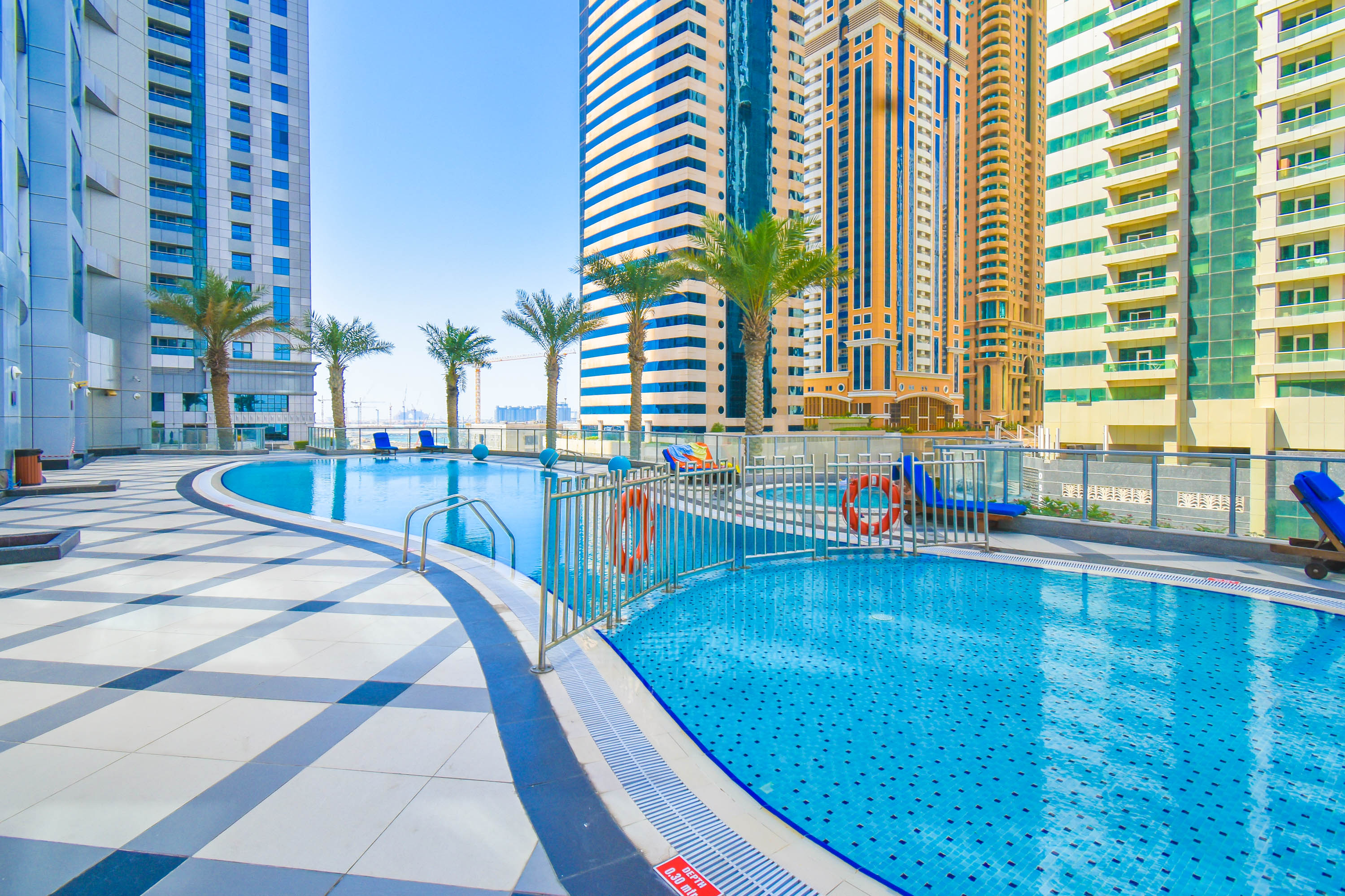 Cosy & Cute Dubai Marina  photo 27263251