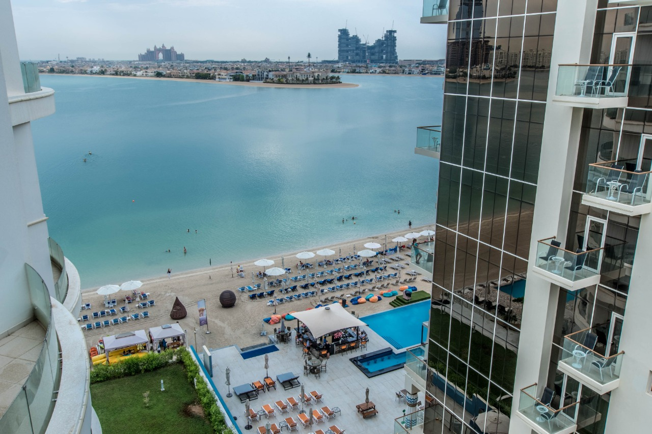 Apartment DUBAI PALM ROYAL BAY SEA FRONT 707 photo 27263396