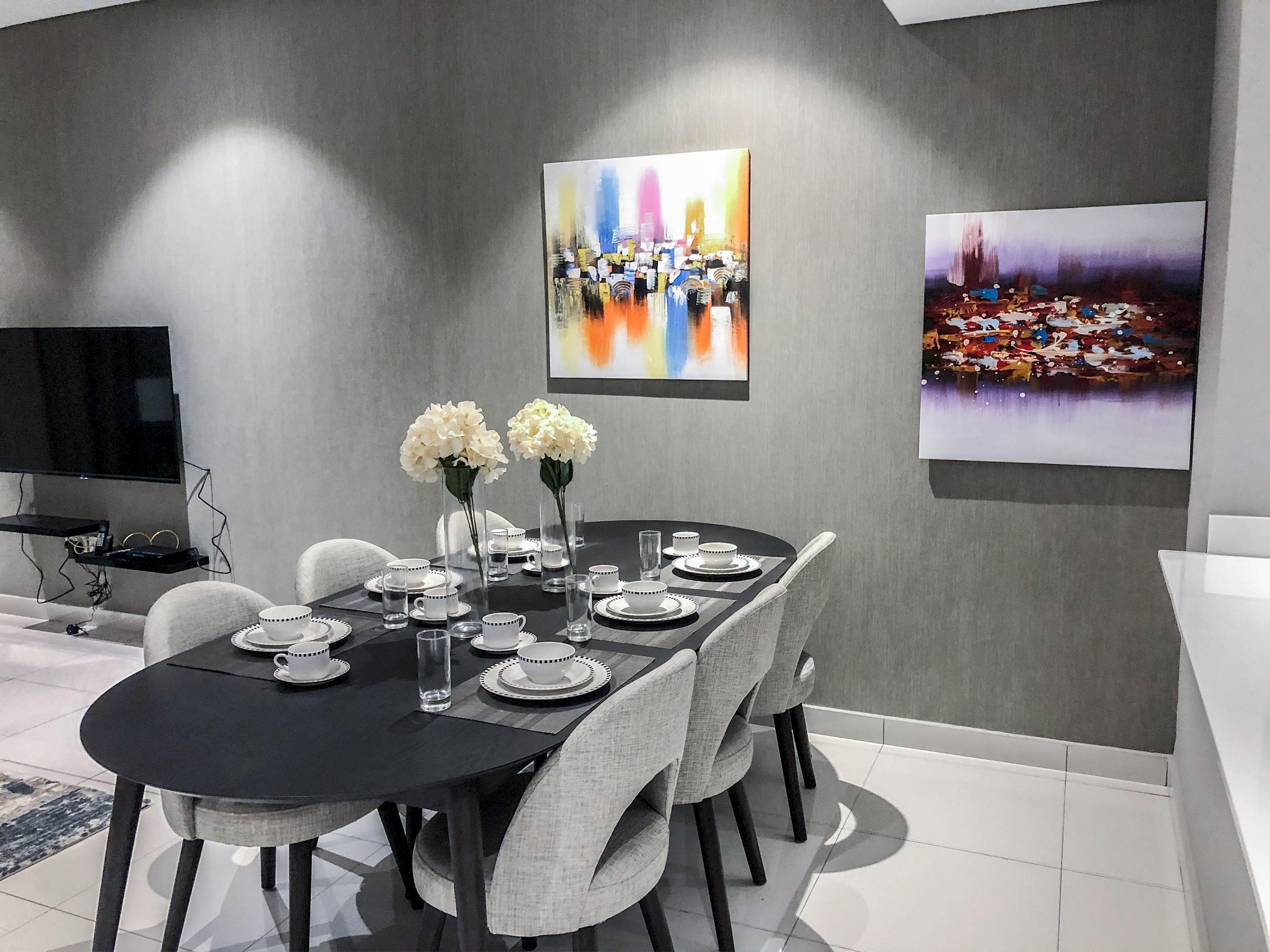 Apartment Dubai Luxury the Galleries Meydan  photo 26755063