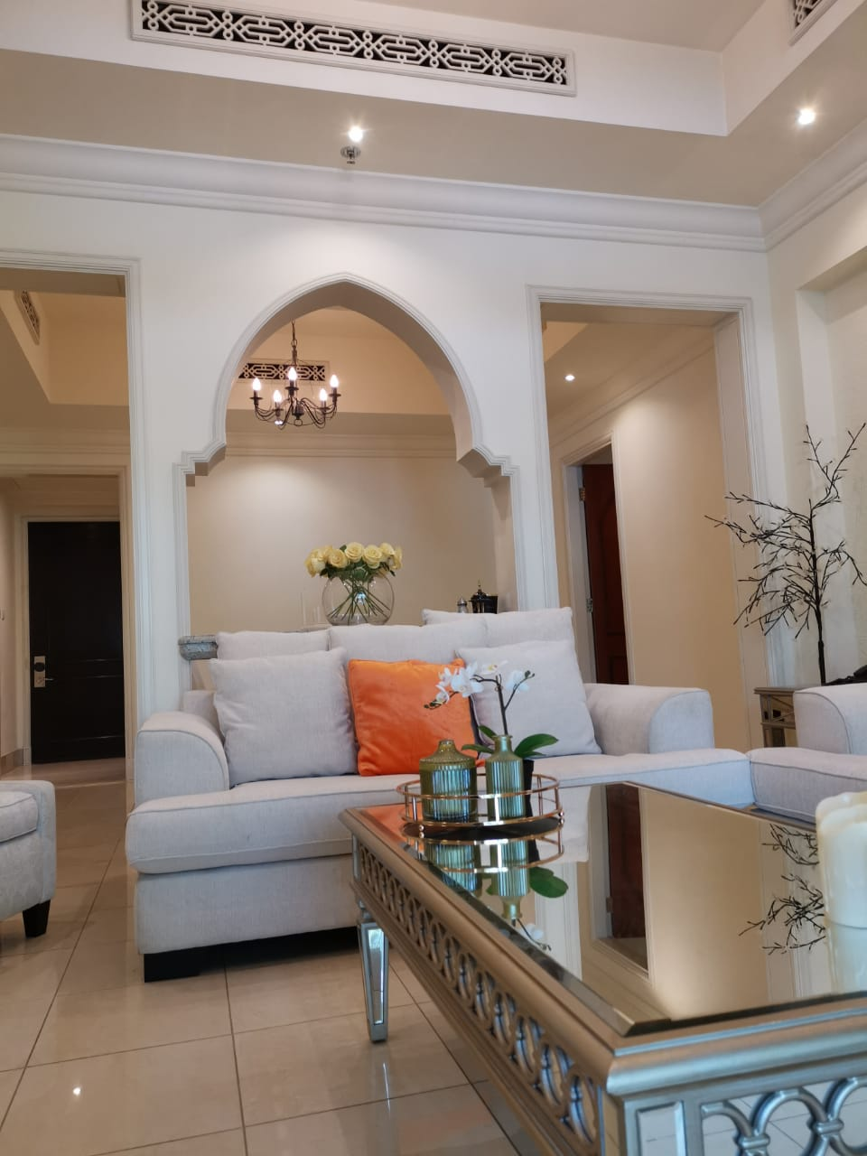 Apartment Wonderful stay in the heart of Dubai - SouK Al Bahar photo 27263149