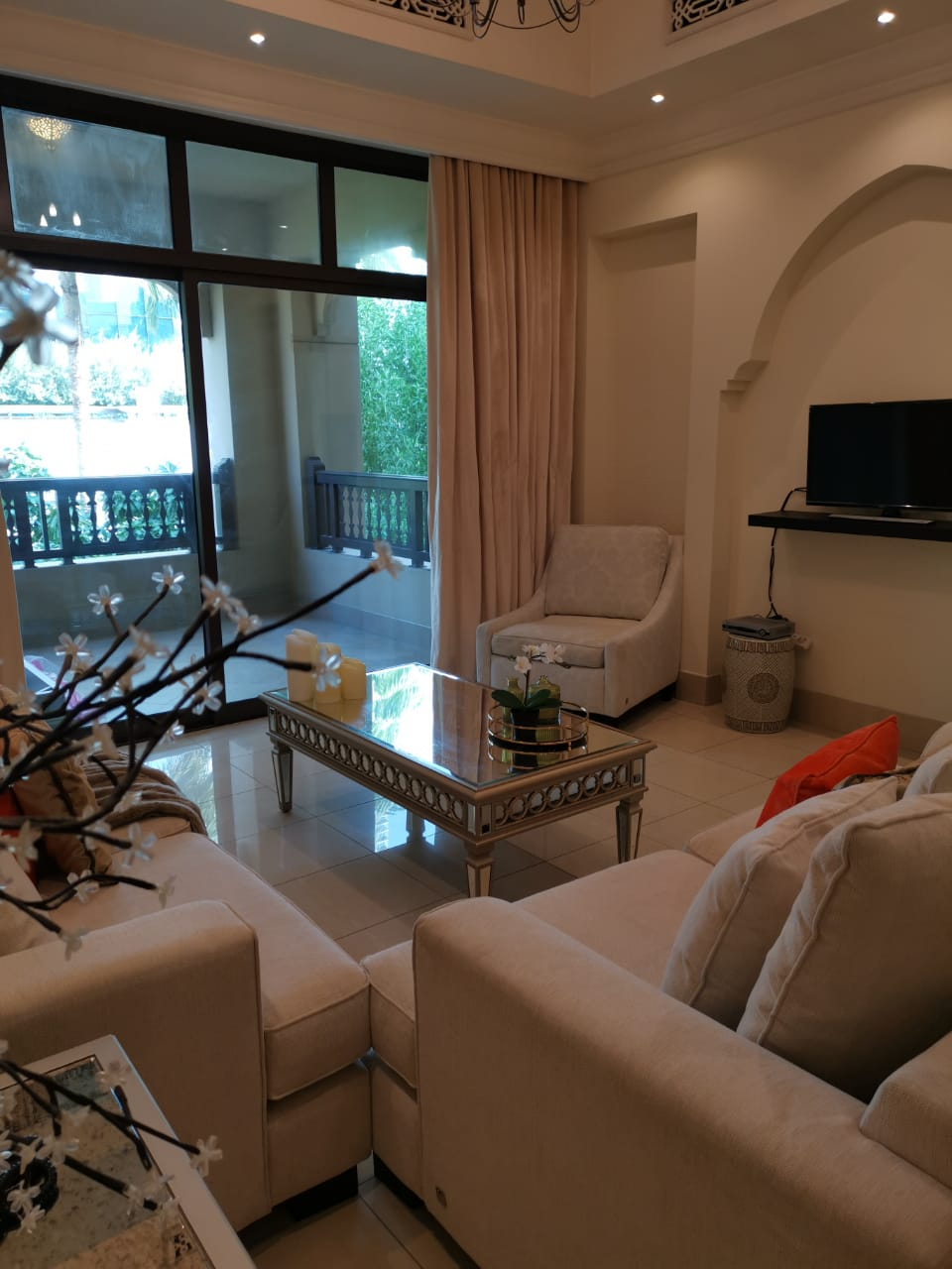 Apartment Wonderful stay in the heart of Dubai - SouK Al Bahar photo 27263151