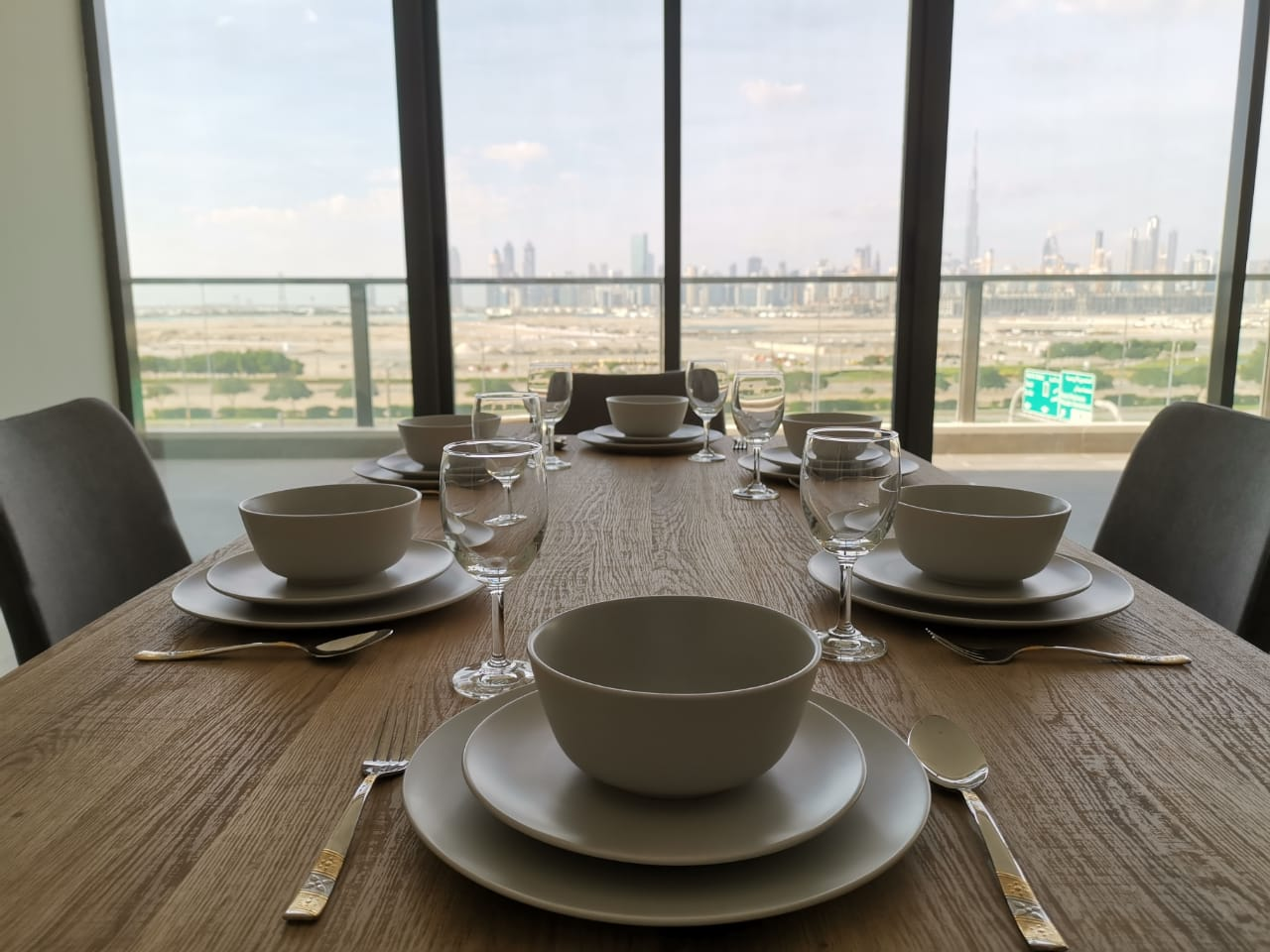 Apartment Wonderful stay at luxury Meydan Dubai photo 27263075