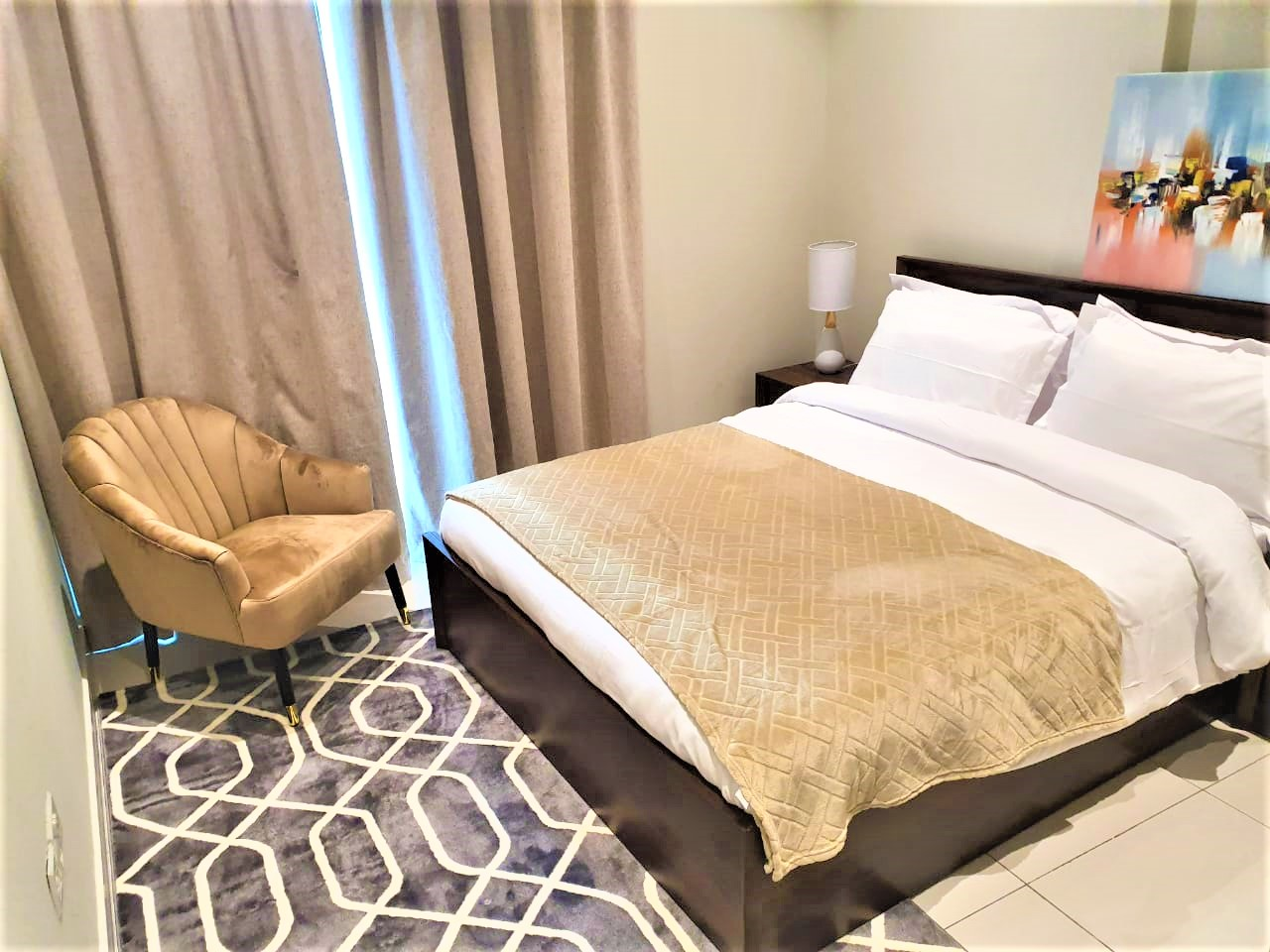 Apartment Fabulous Stay at  The Galleries Meydan photo 27263177