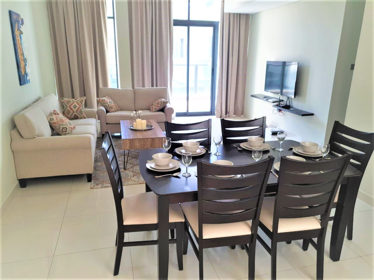 Apartment Fabulous Stay at  The Galleries Meydan photo 27263180