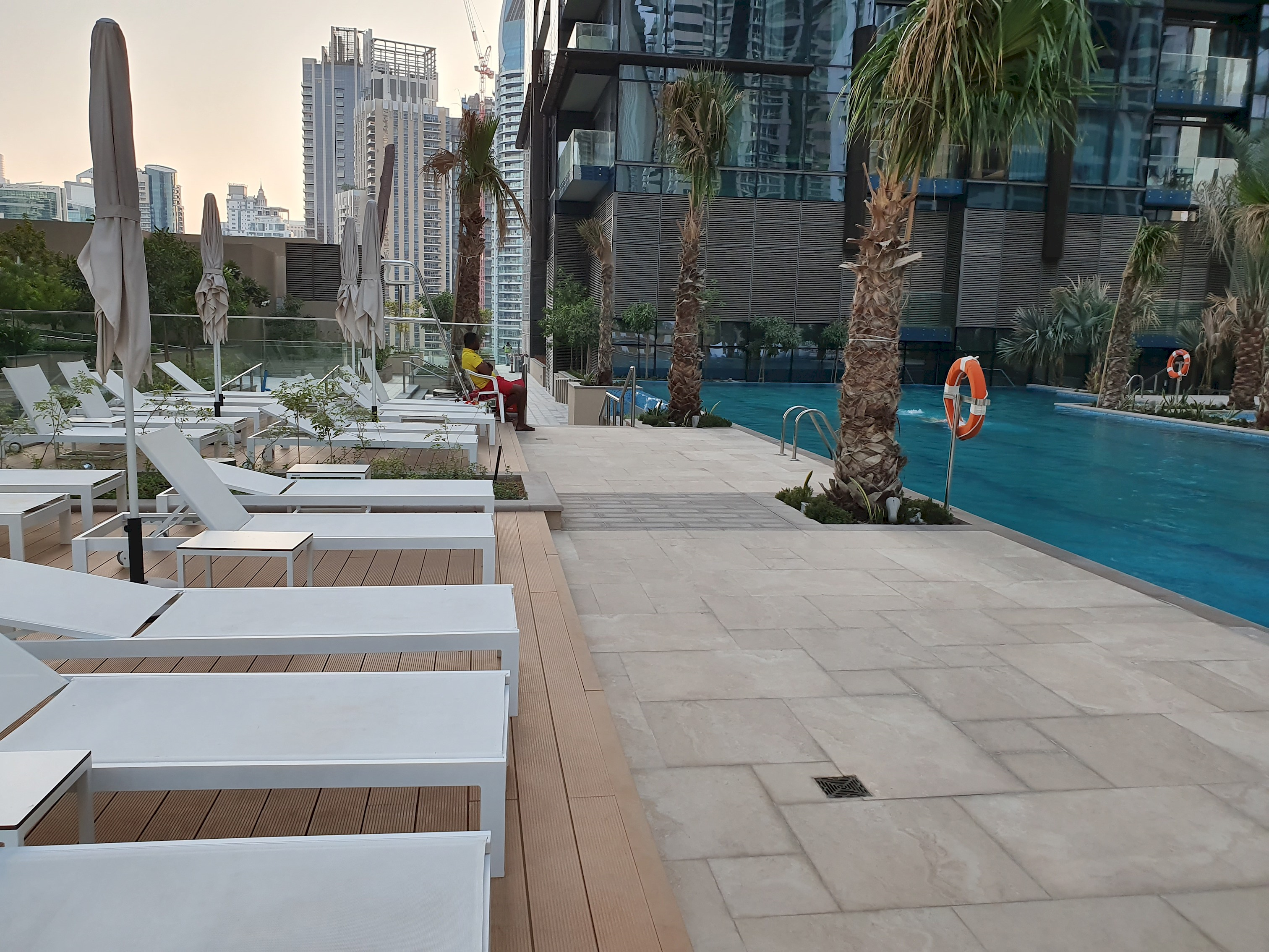 Apartment Beautiful stay in Marina Dubai photo 27262971