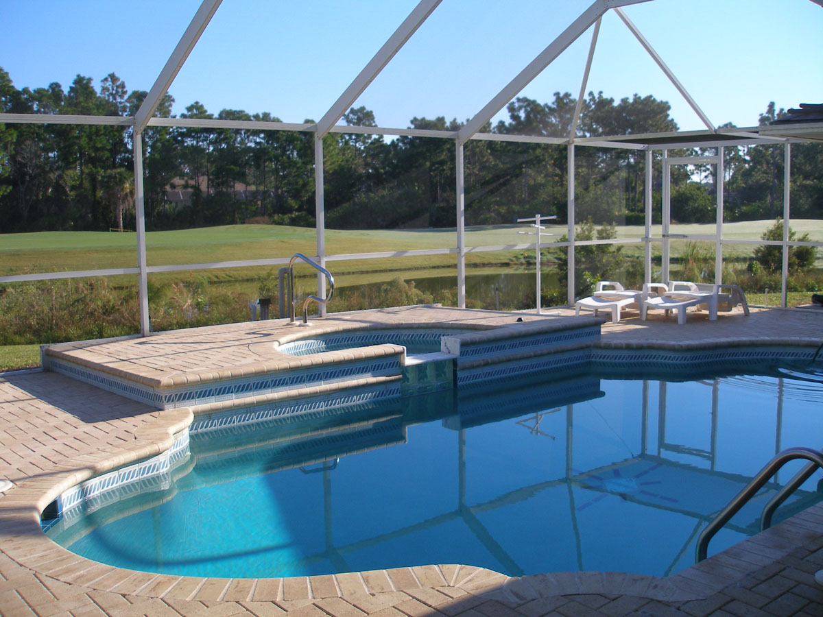 Apartment Paradise by lakeside   views over golf course  fantastic 2 master suites  photo 22454821