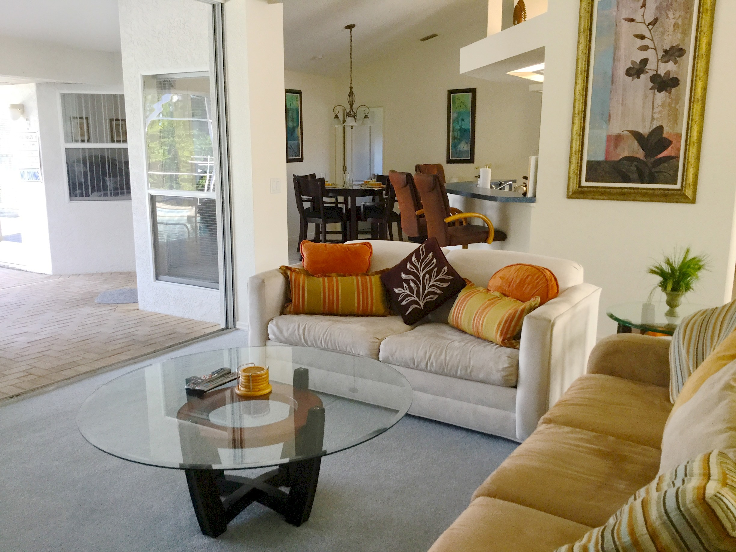 Apartment Paradise by lakeside   views over golf course  fantastic 2 master suites  photo 22454829