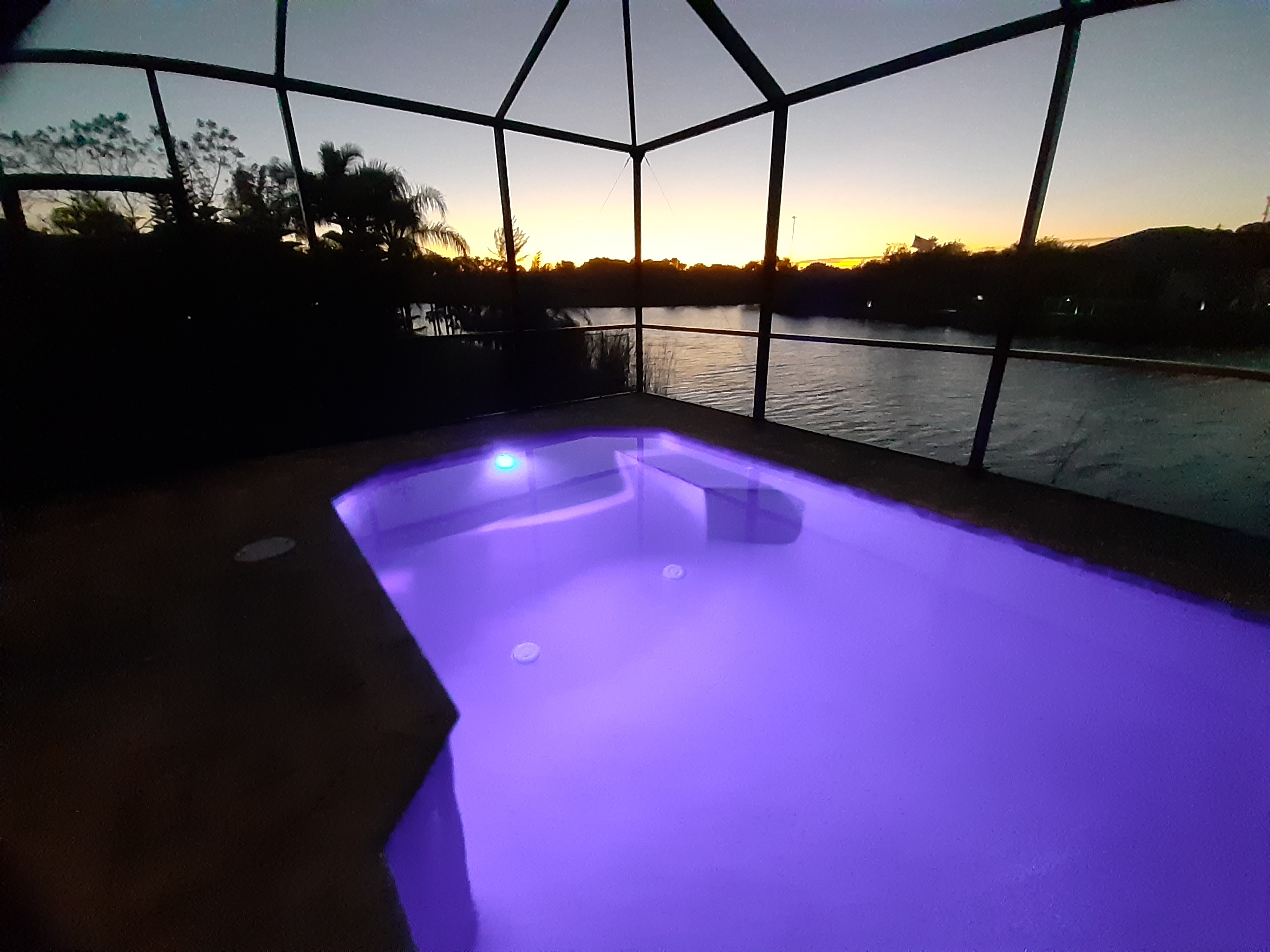 Apartment Stunning BRAND NEW 3 bed home  fabulous pool overlooking river   photo 25100535