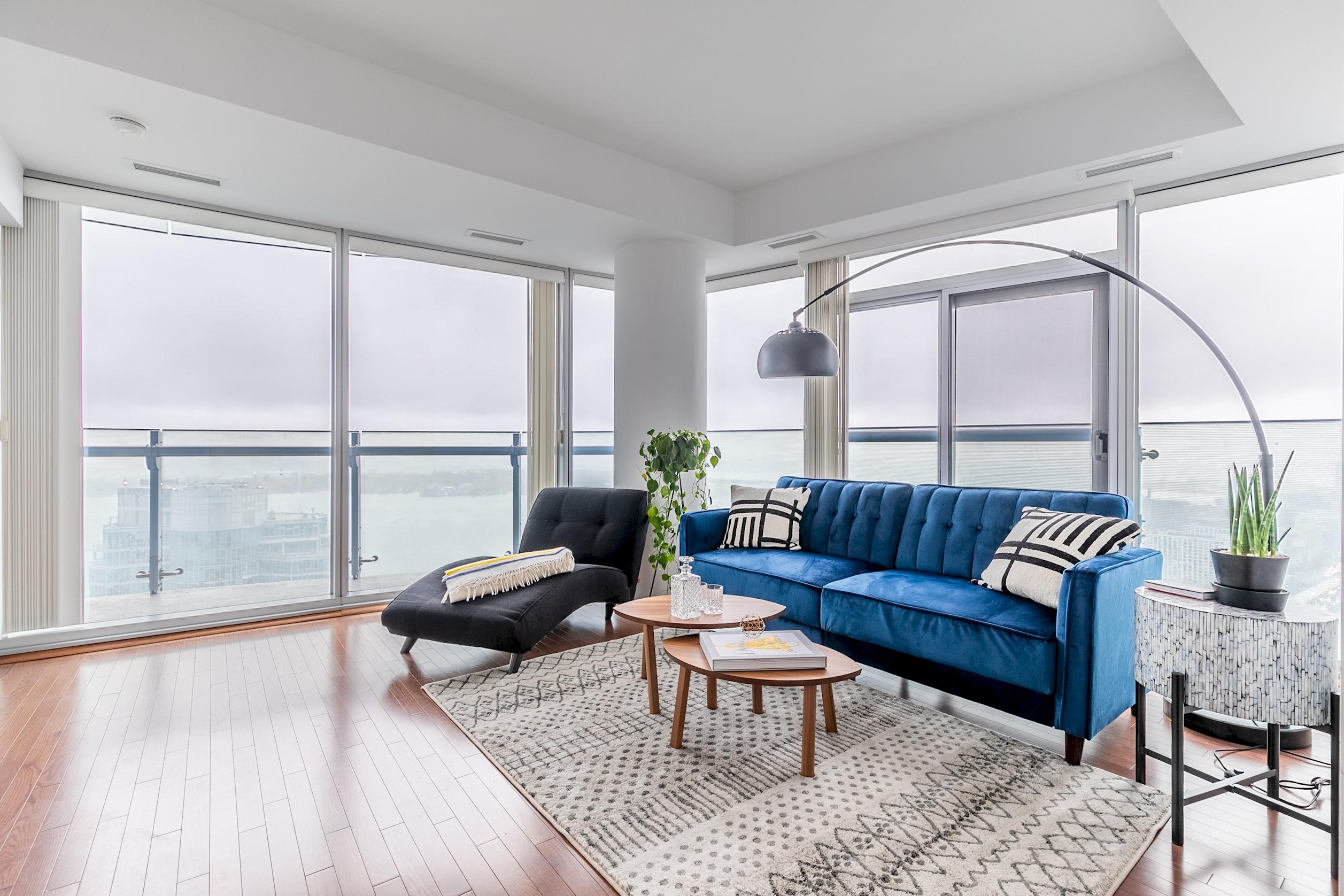 Apartment Luxury Corner Suite with Panoramic View II photo 20155472