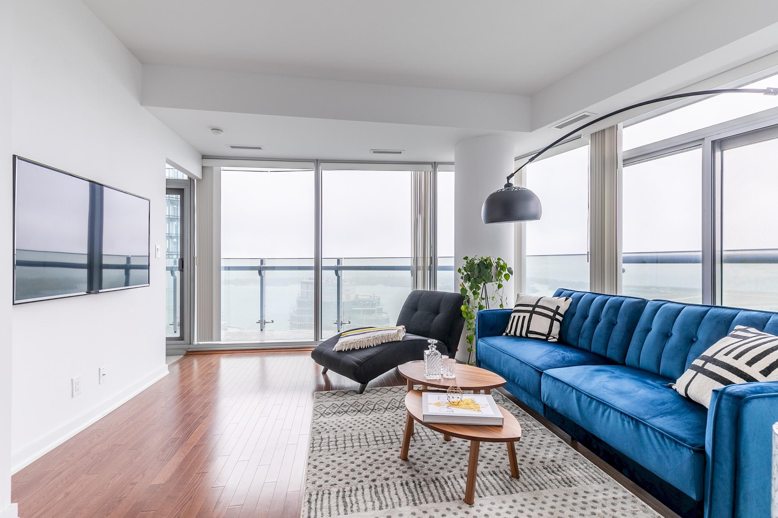 Luxury Corner Suite with Panoramic View II photo 20441361
